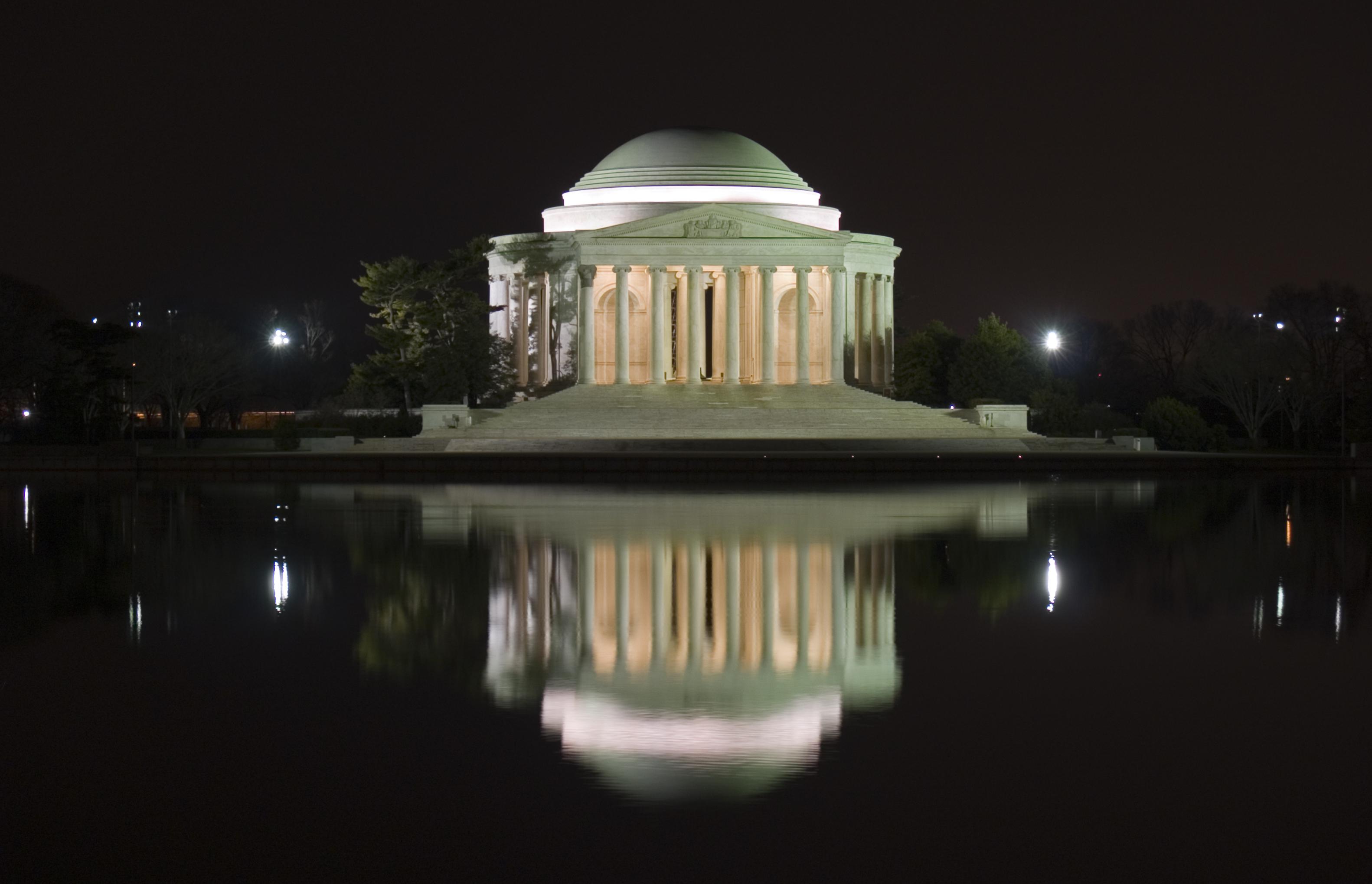Thomas Jefferson Building Tour