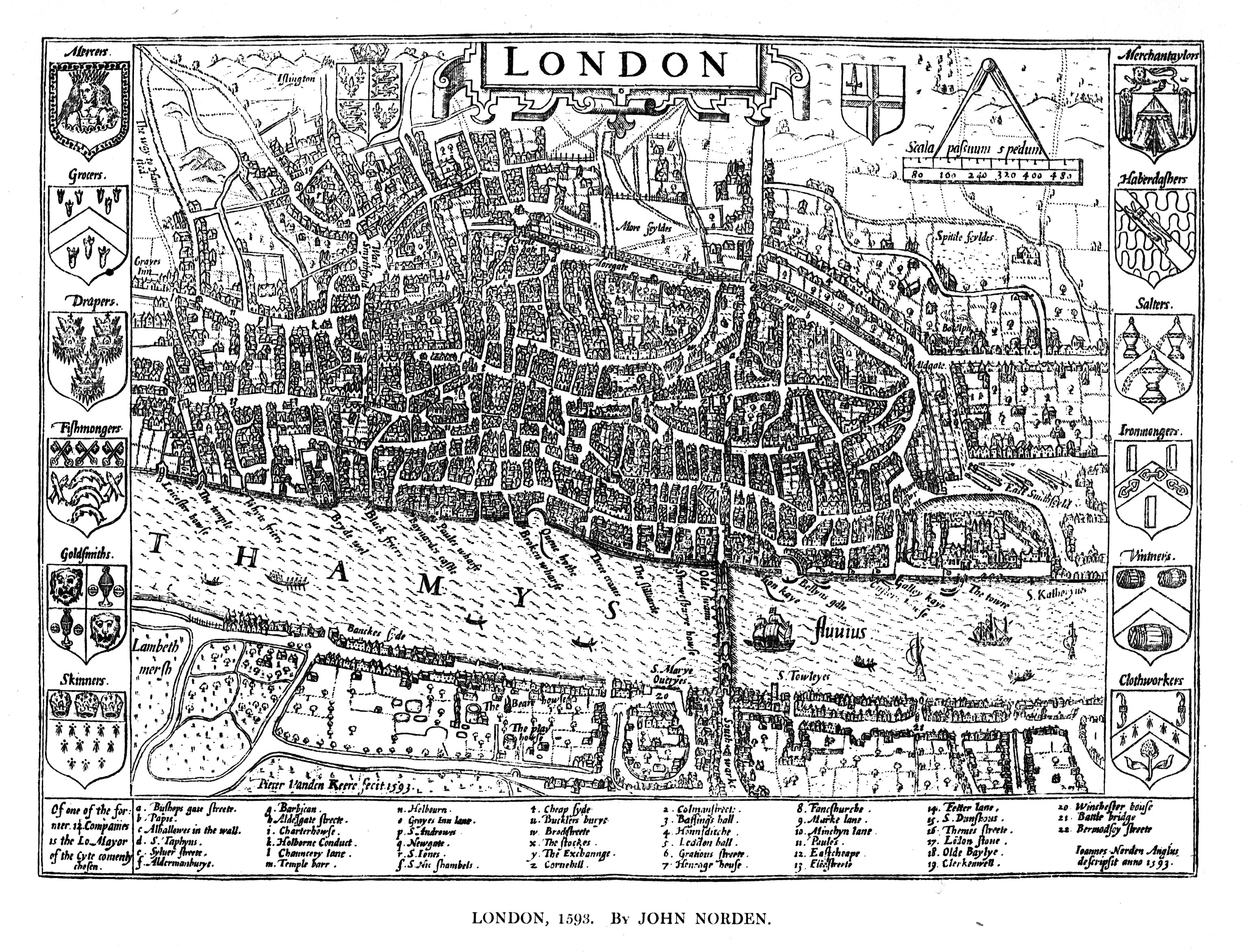 File:John Norden's map of London 1593 Large version.jpg