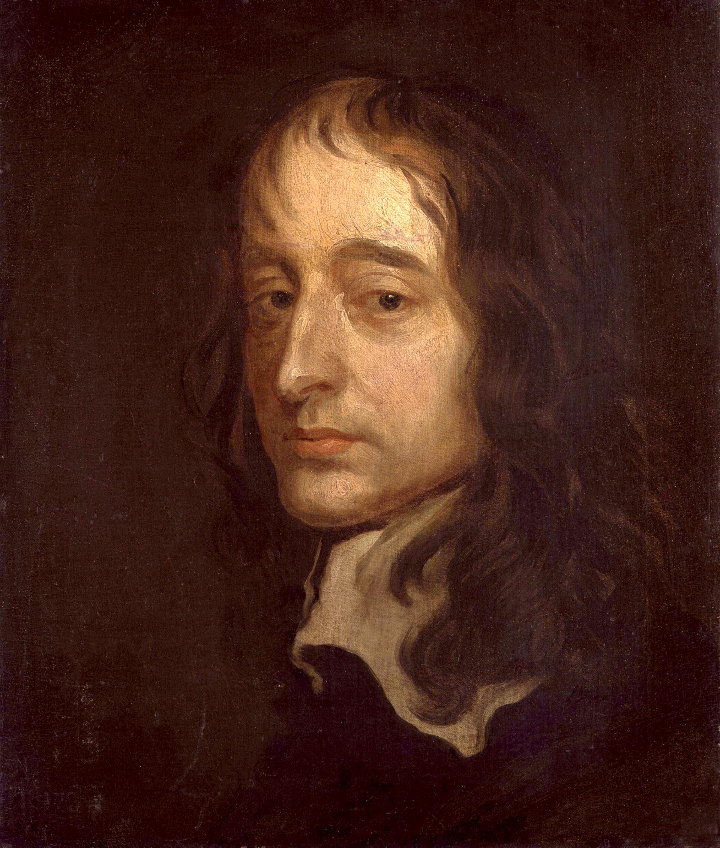 John Selden: portrait by an unknown artist