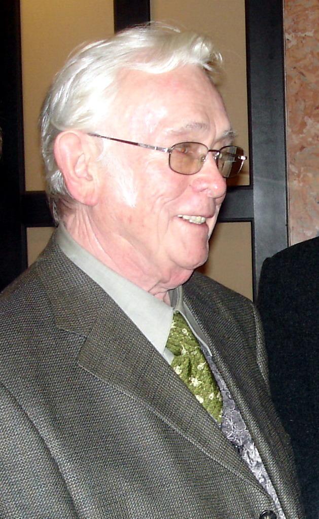 Josef Škvorecký in 2004