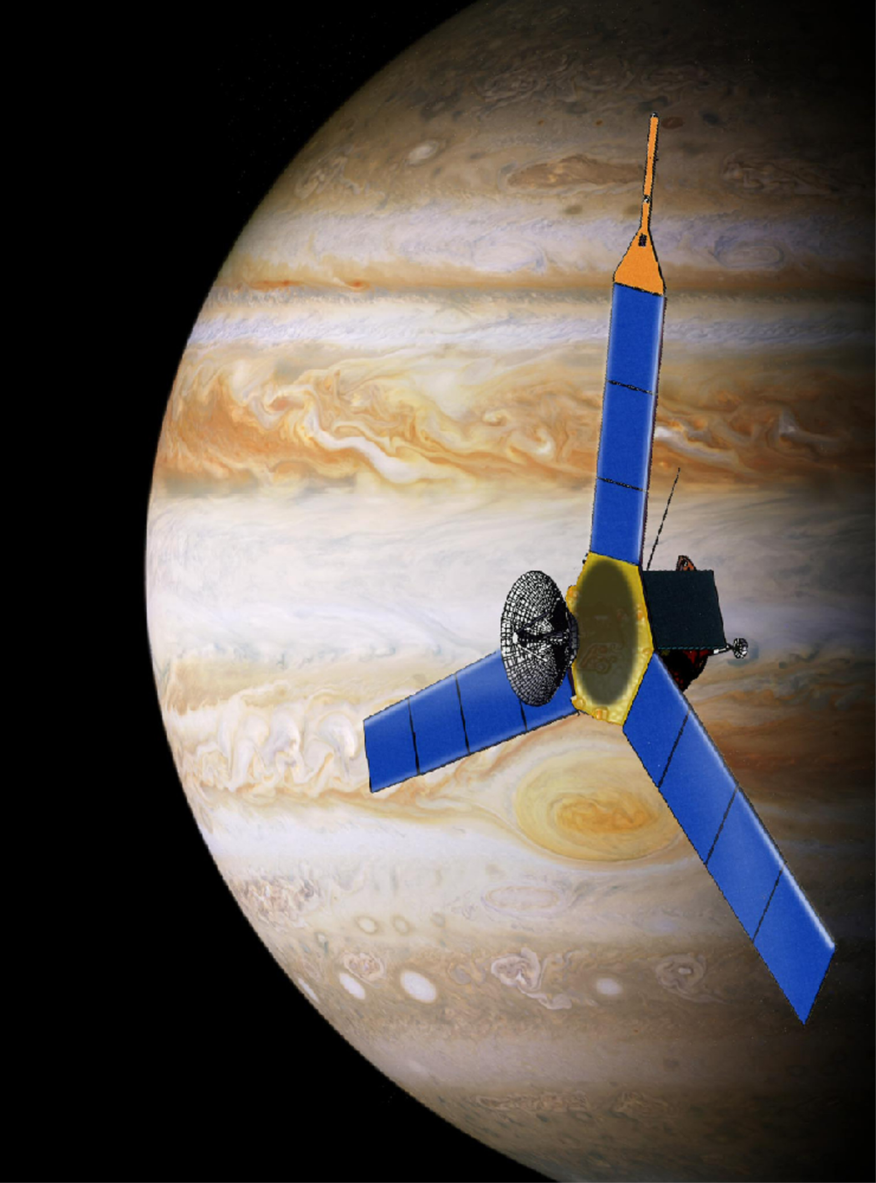 nasa space probes - photo #1