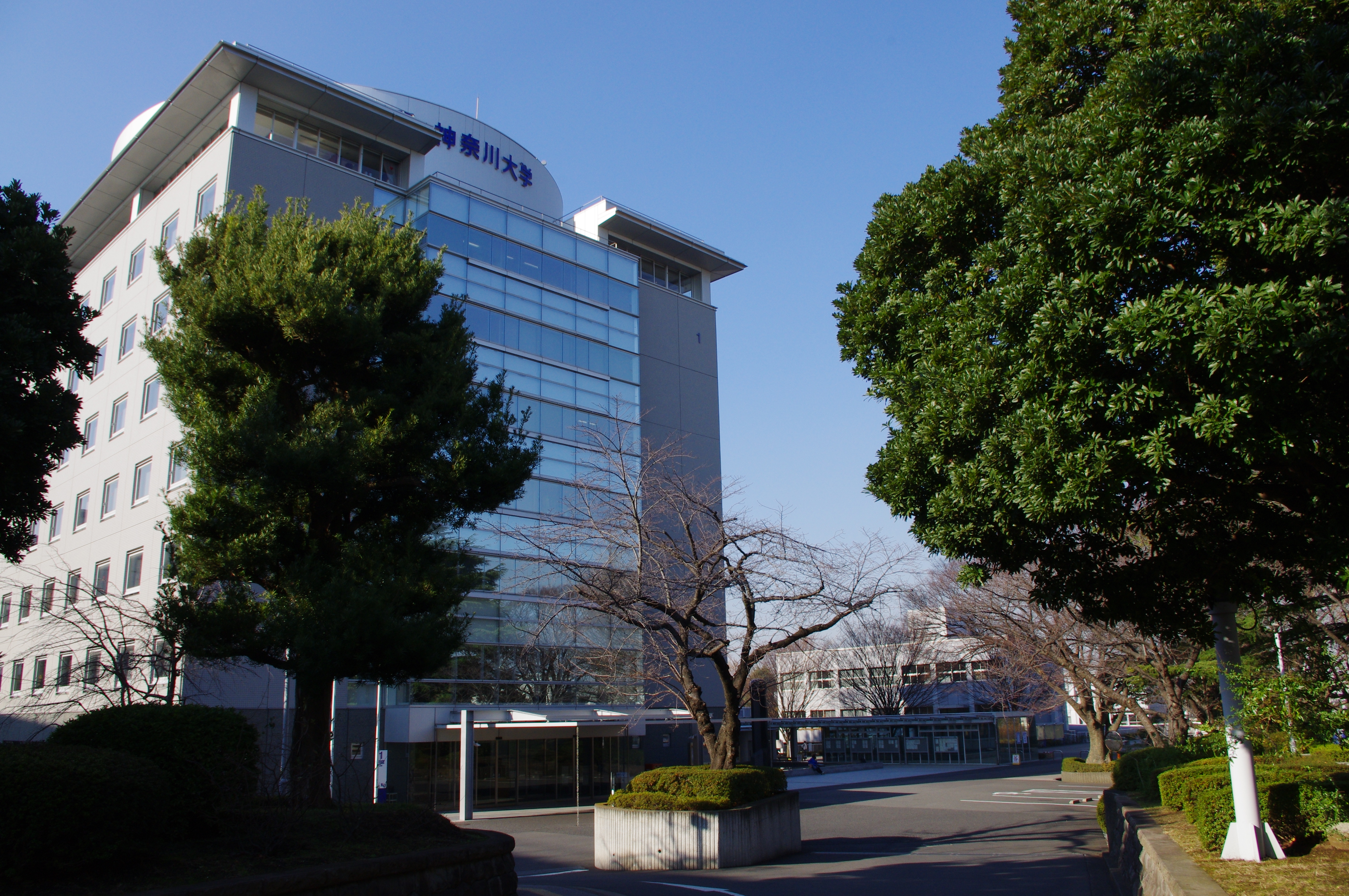 神奈川大学 - Wikipedia
