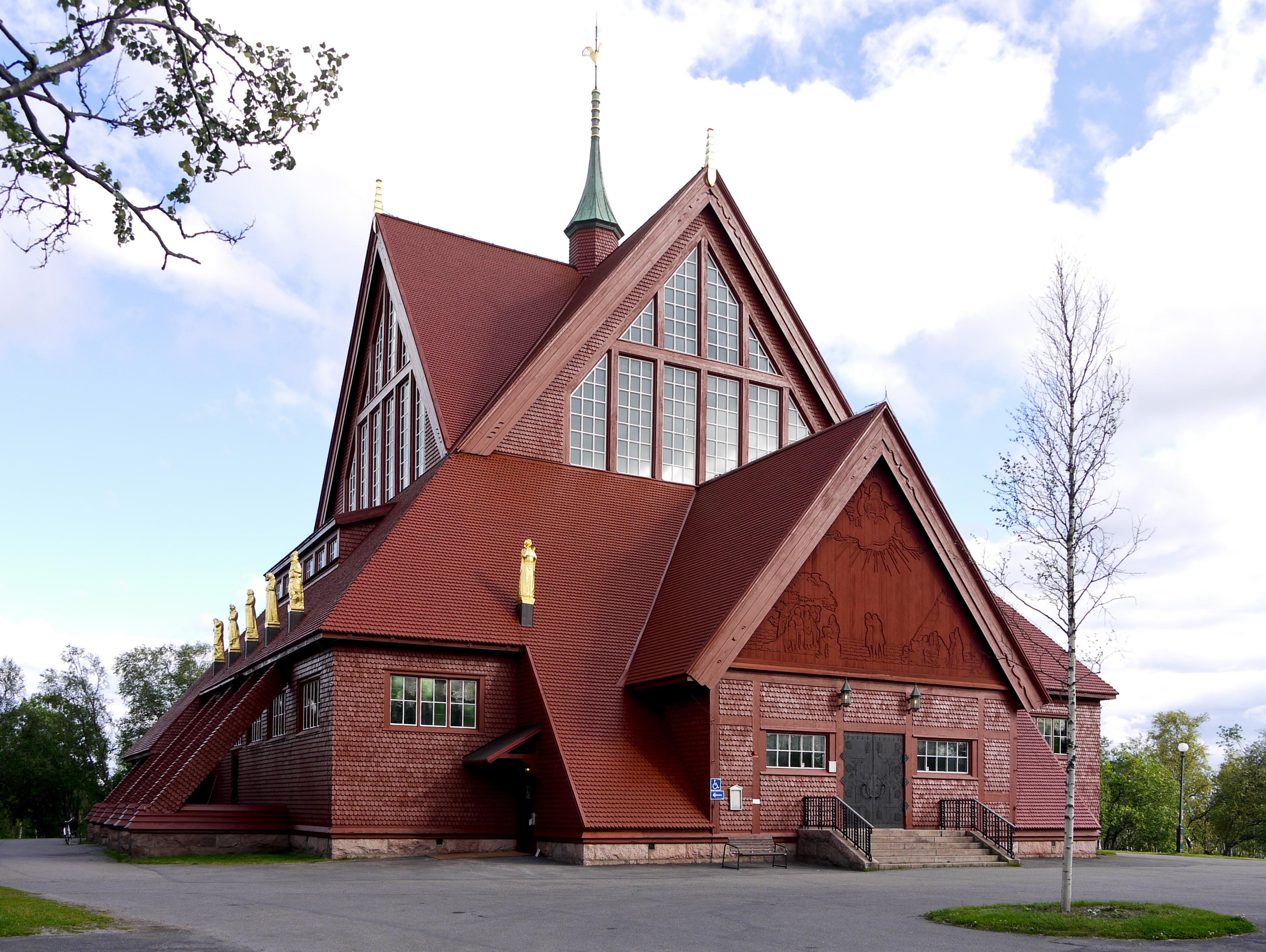 Här hittar du var du kan hyra frack i Kiruna