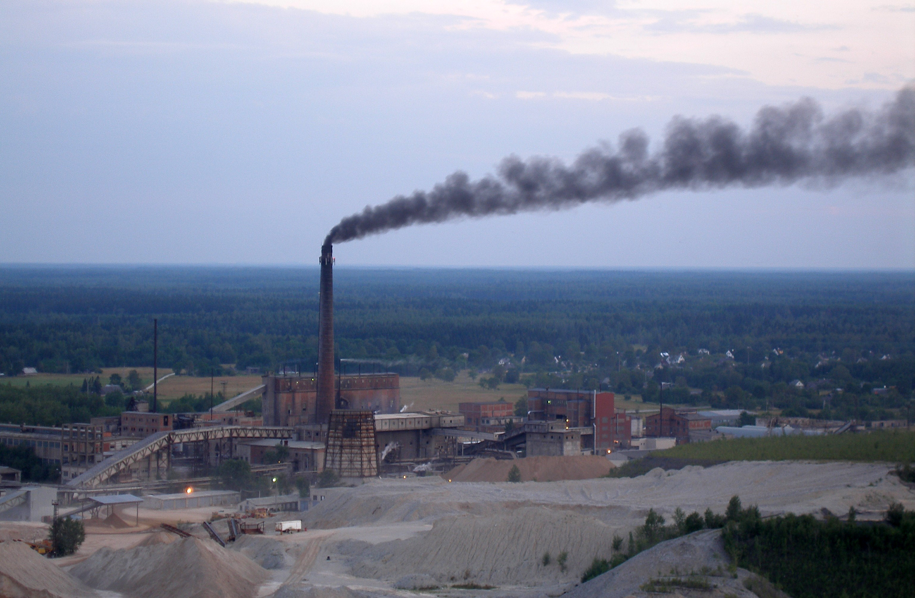 Toxic Influence How Chemical Industry >> Environmental Impact Of The Oil Shale Industry Wikipedia