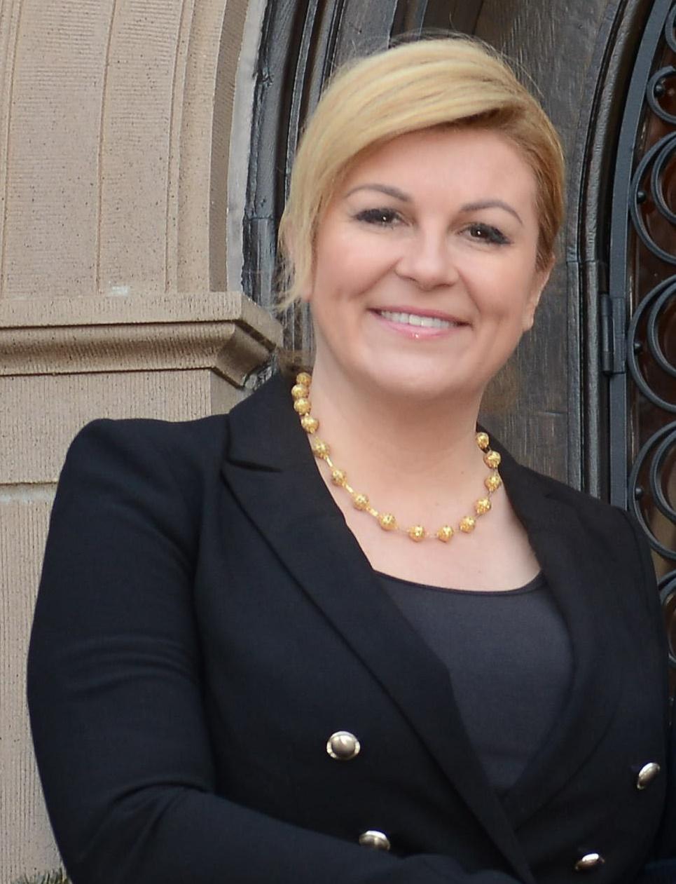 Image Result For Kolinda Grabar Kitarovic Wikipedia