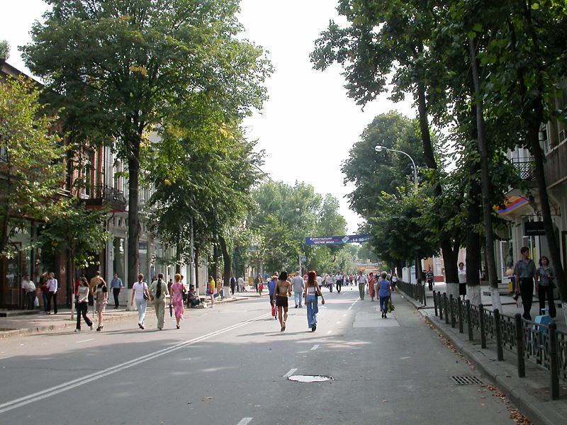 Krasnaya Street Wikidata