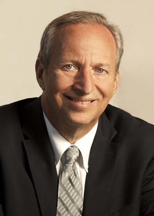 Photo of Lawrence Summers