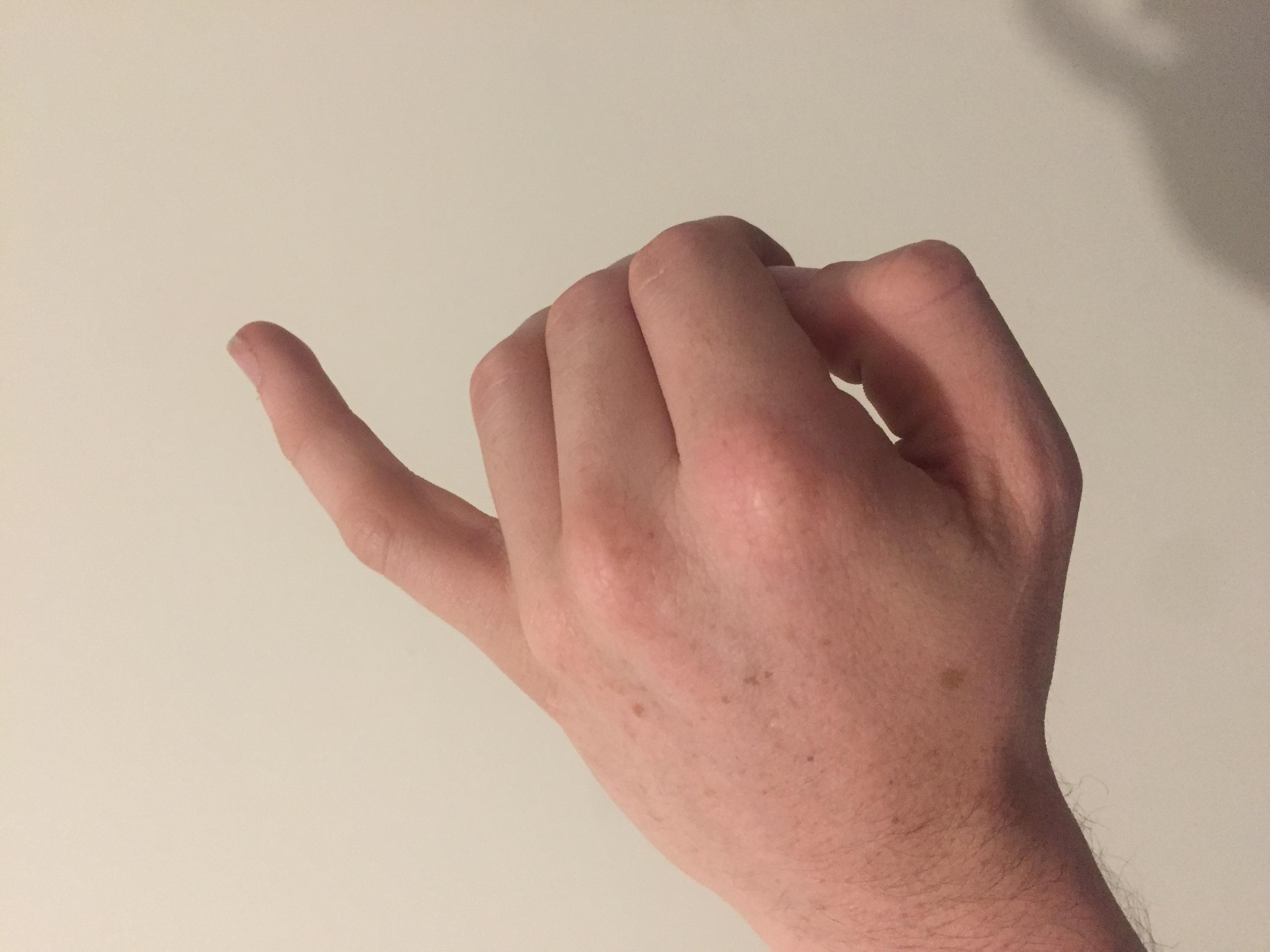 Little finger - Wikipedia