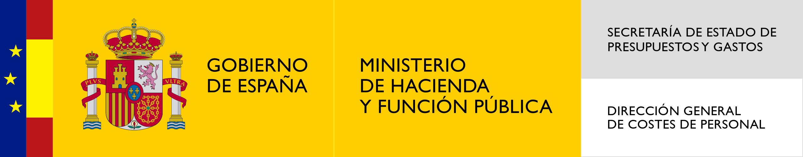 File Logotipo De La Dirección General De Costes De Personal Png Wikimedia Commons