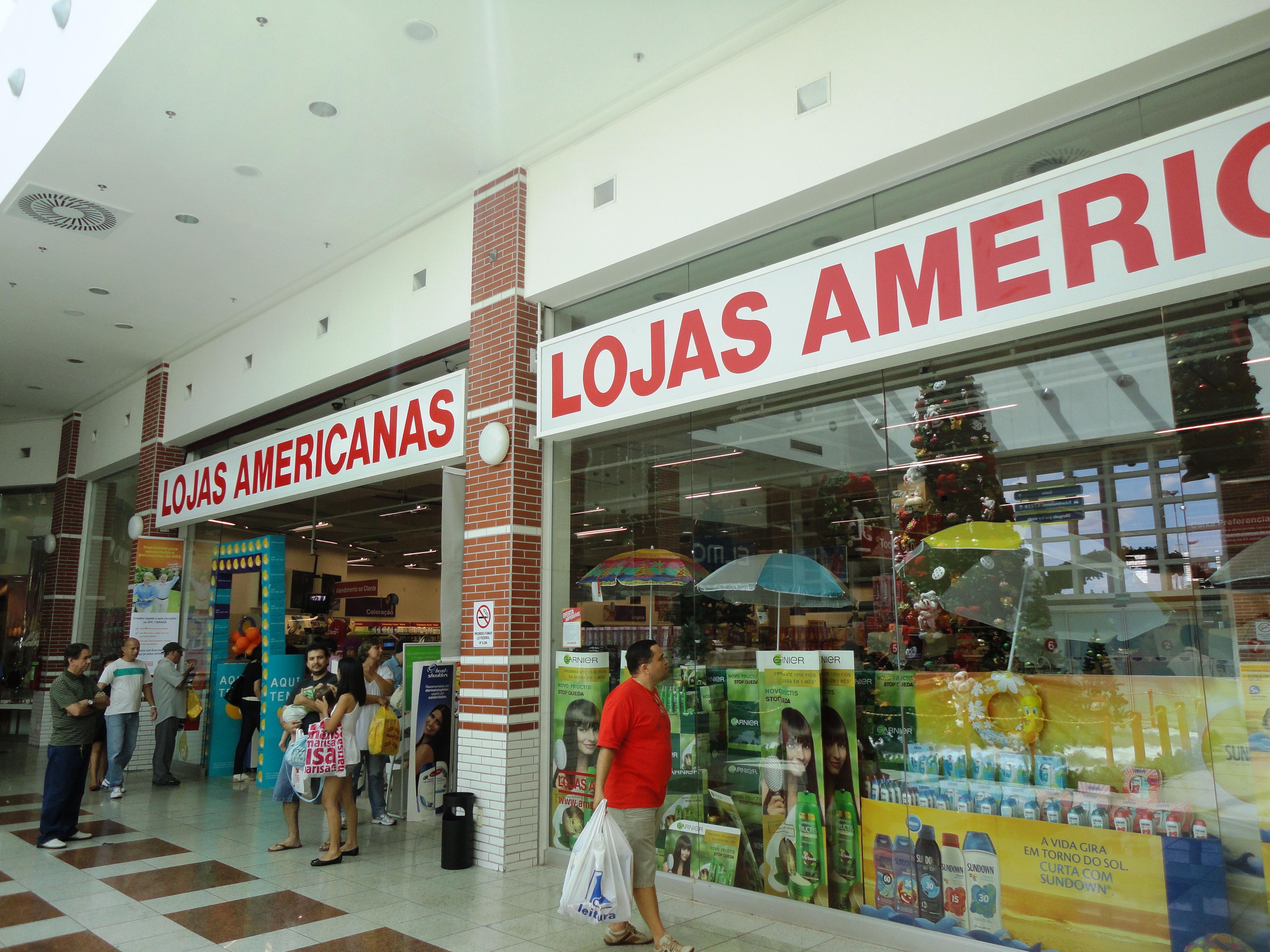 899d4192729 Lojas Americanas in Ipatinga.