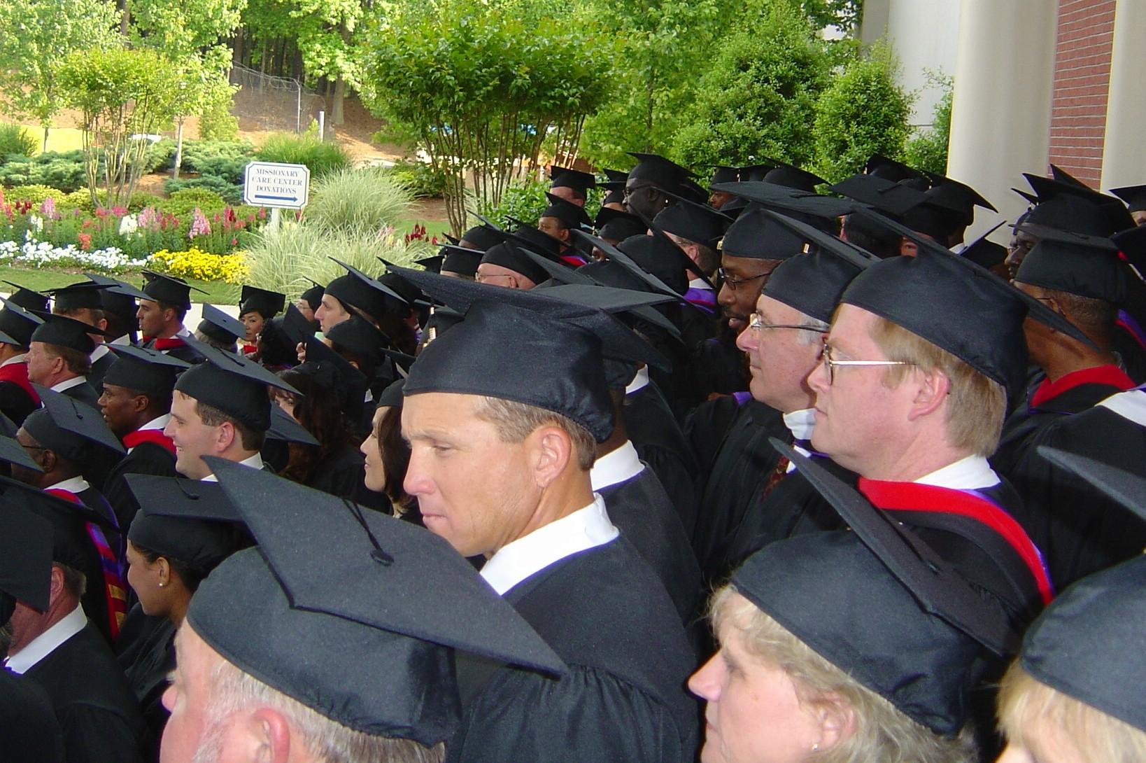 Promotion de diplomés