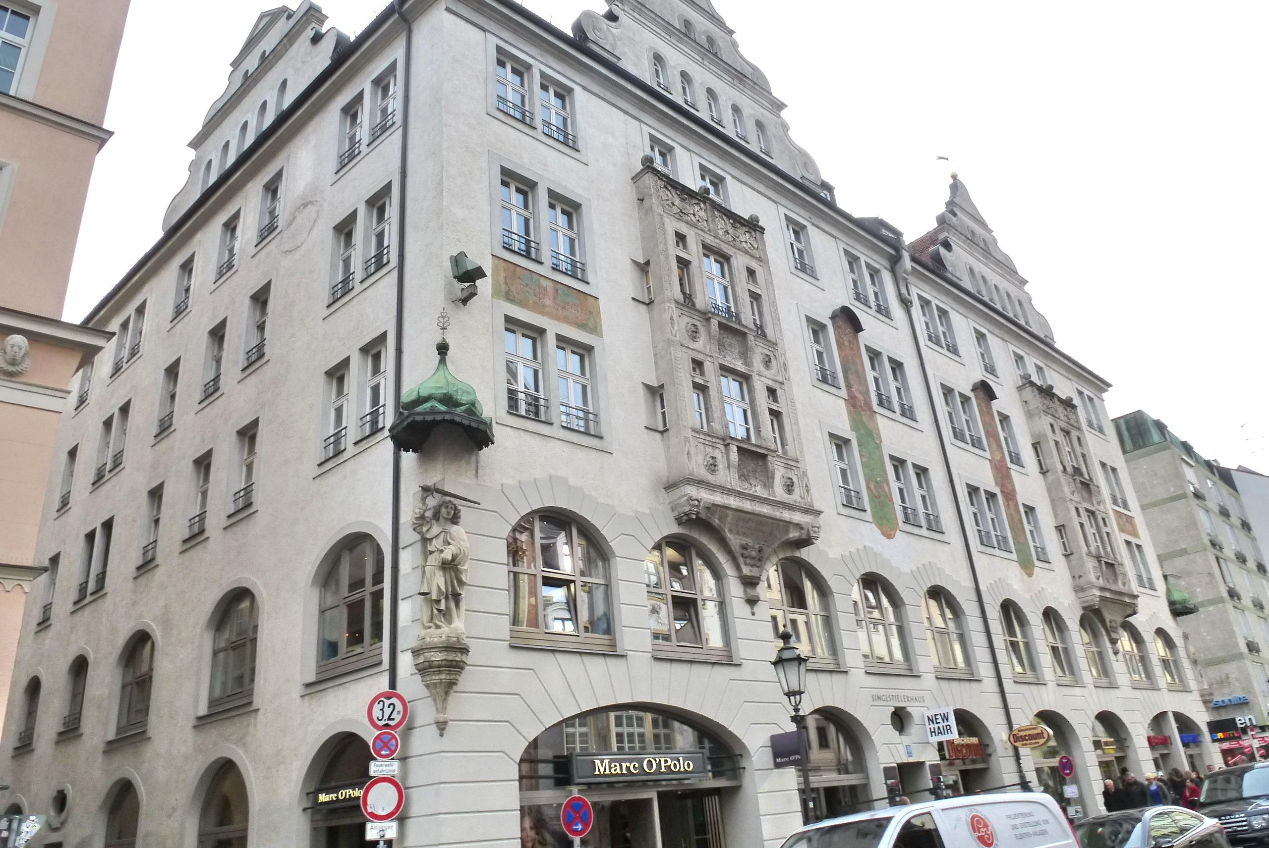 Filemünchen Sendlingerstraße 29 31 Singlspielerhaus 02jpg