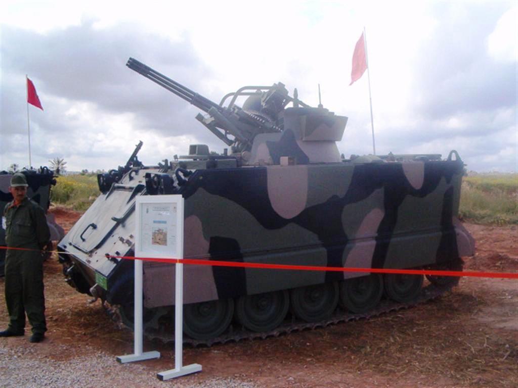 صور الجيش المغربي جديدة نوعا ما  M113_morocco