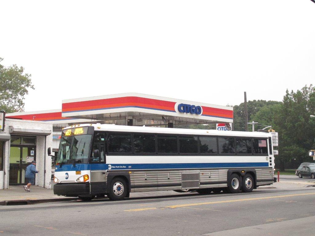 mta x17 bus time