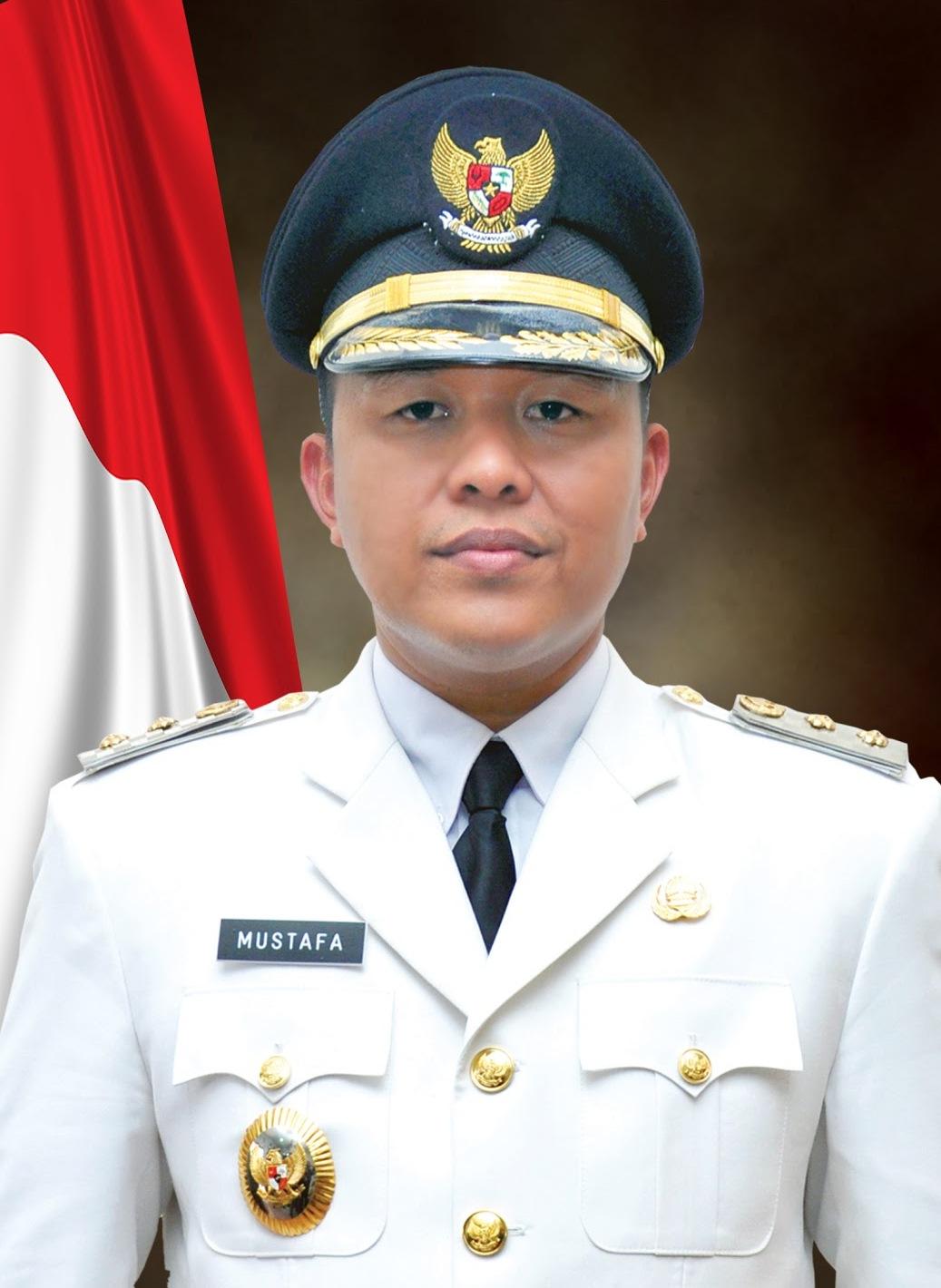 Filemustafa Wakil Bupati Lampung Tengah Jpg
