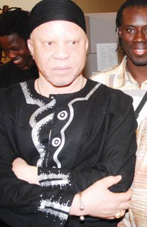 """Bureau of African Affairs Hosts Salif Ke..."