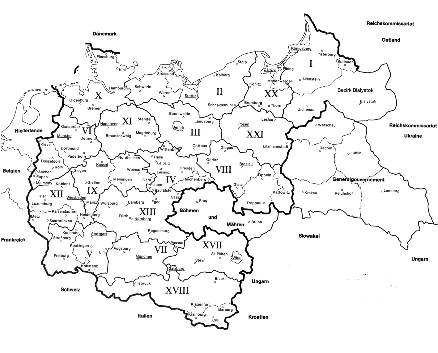 Archivomap of military districts of germany in 1943 1944g archivomap of military districts of germany in 1943 1944g gumiabroncs Image collections