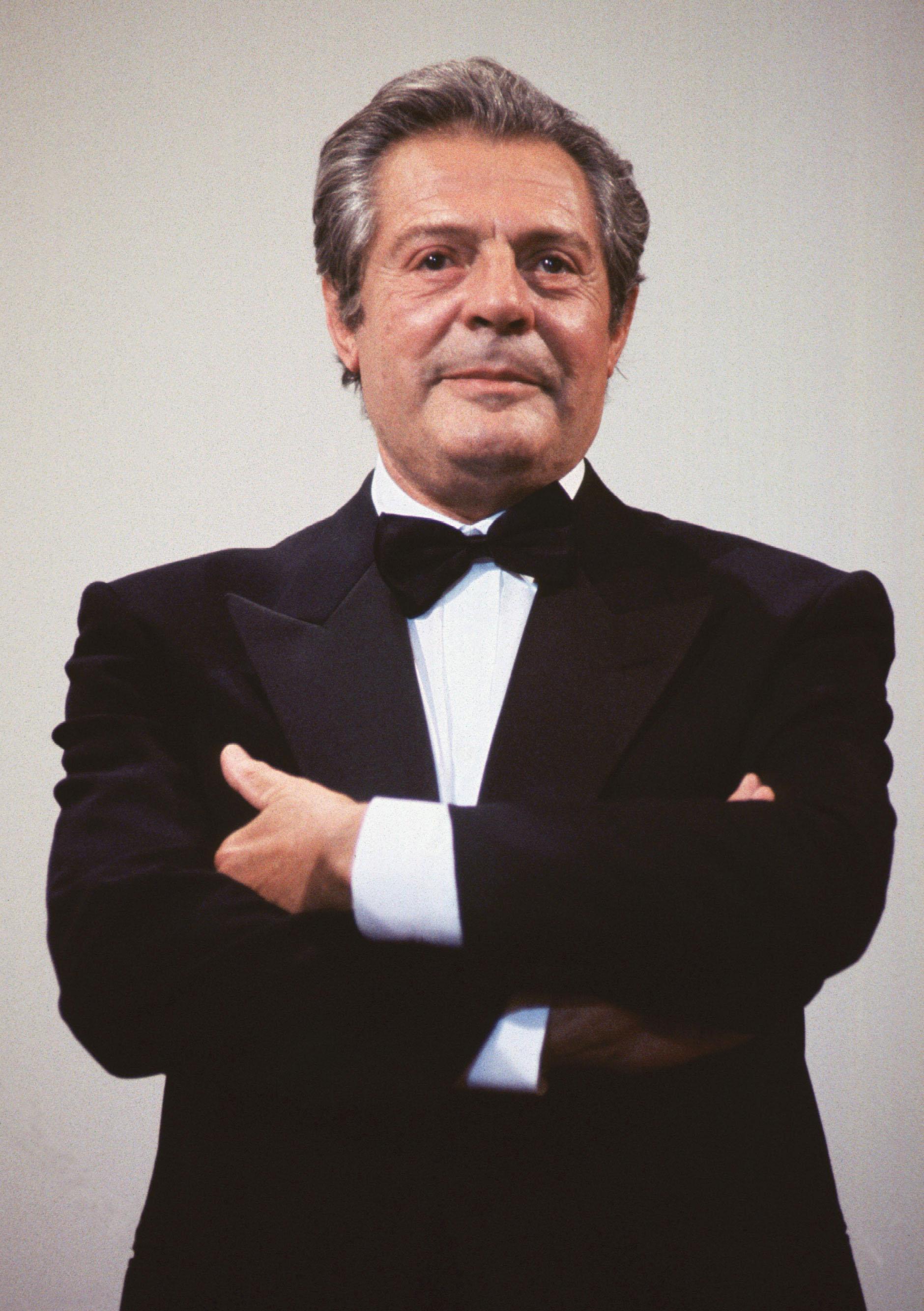 Mastroianni in 1990