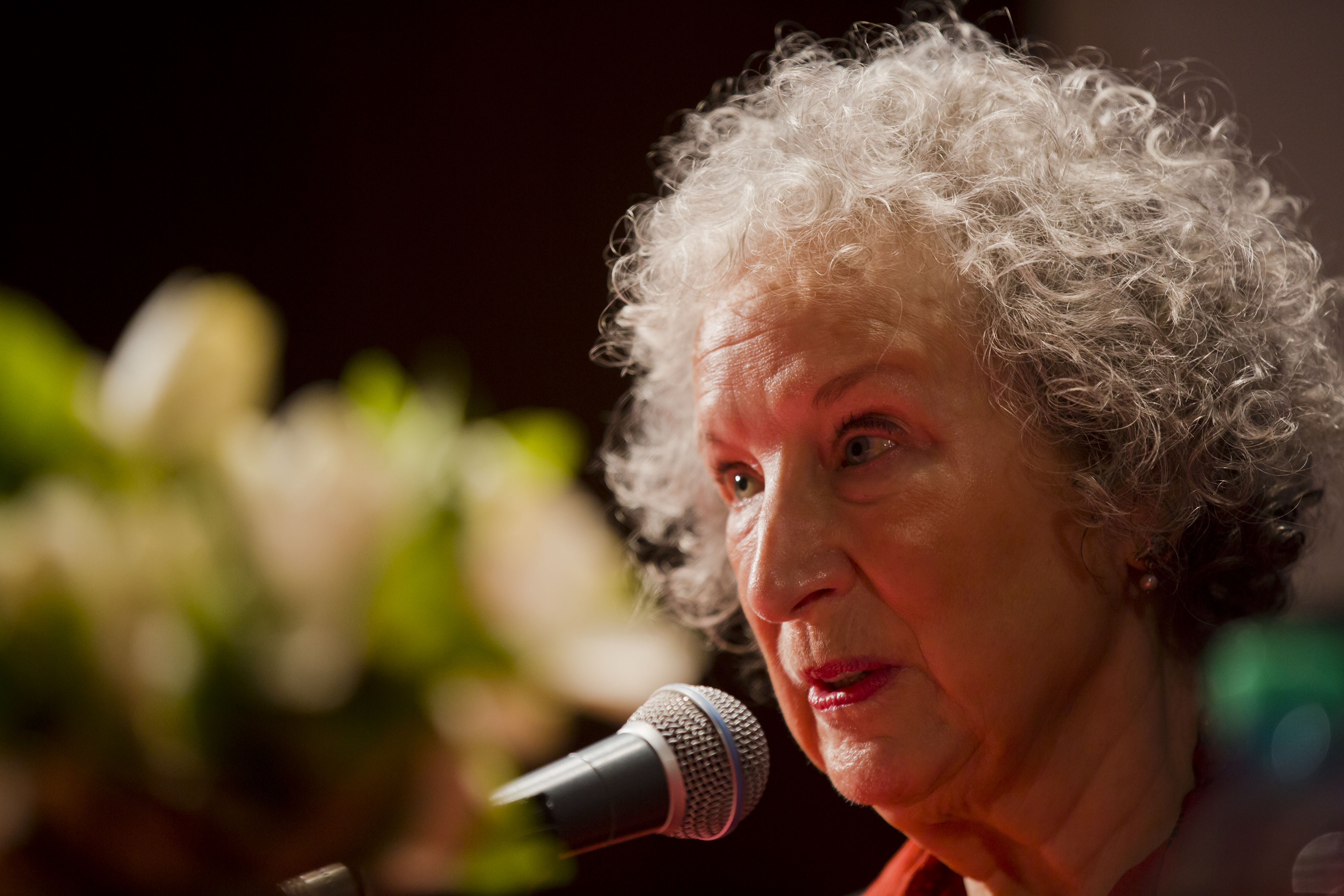 The Handmaid's Tale Author Margaret Atwood wrote Bodily Harm in 1981. Source: Commons.Wikimedia