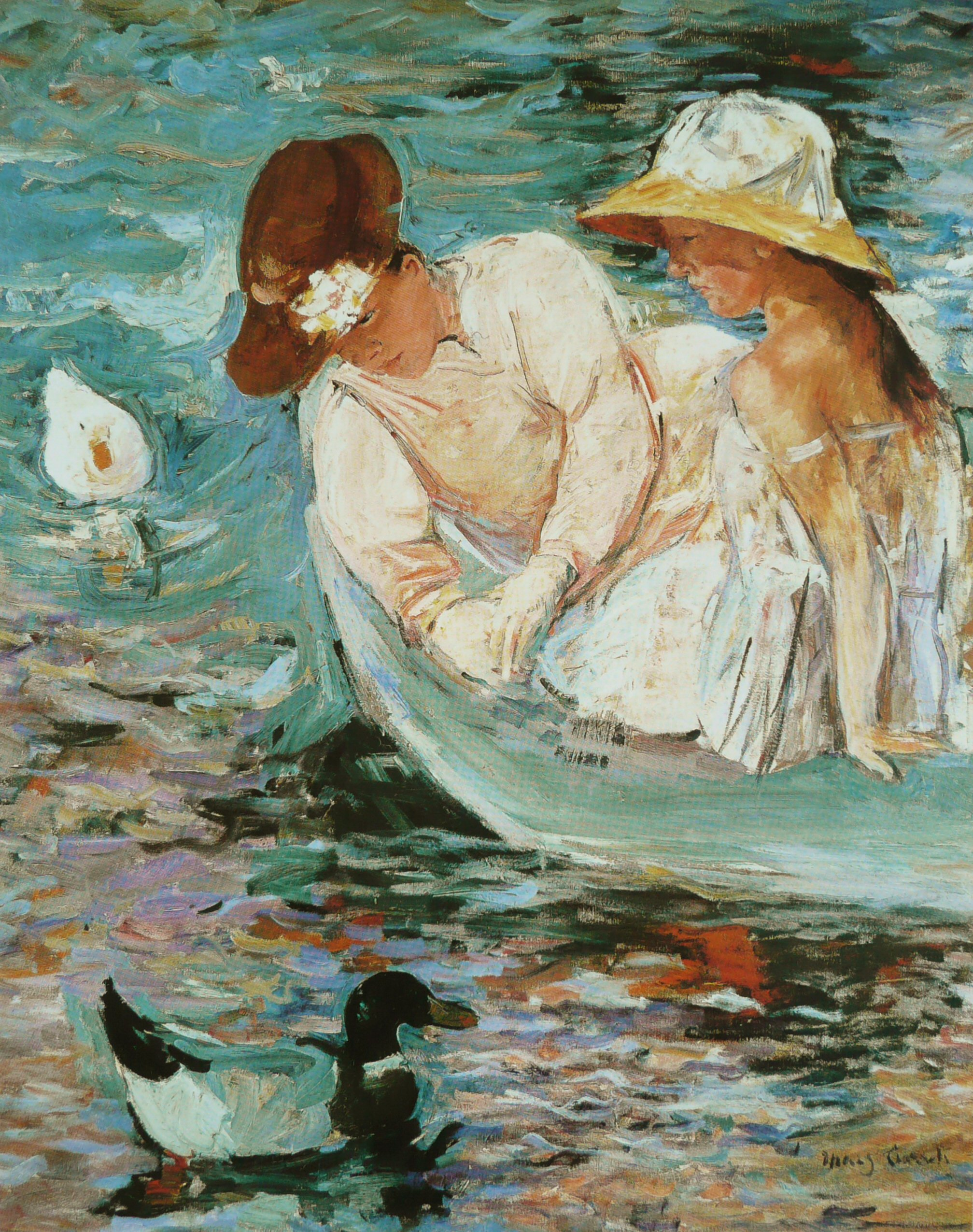File:Mary Cassatt - L'Été.jpg - Wikimedia Commons