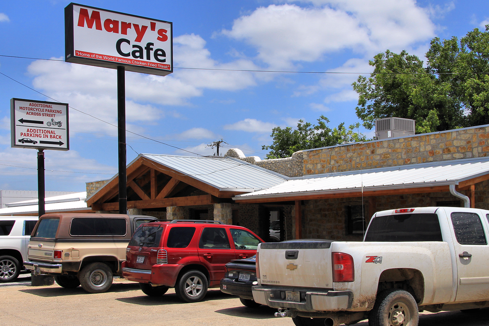 Mary Cafe Strawn Tx Hours Of Operation