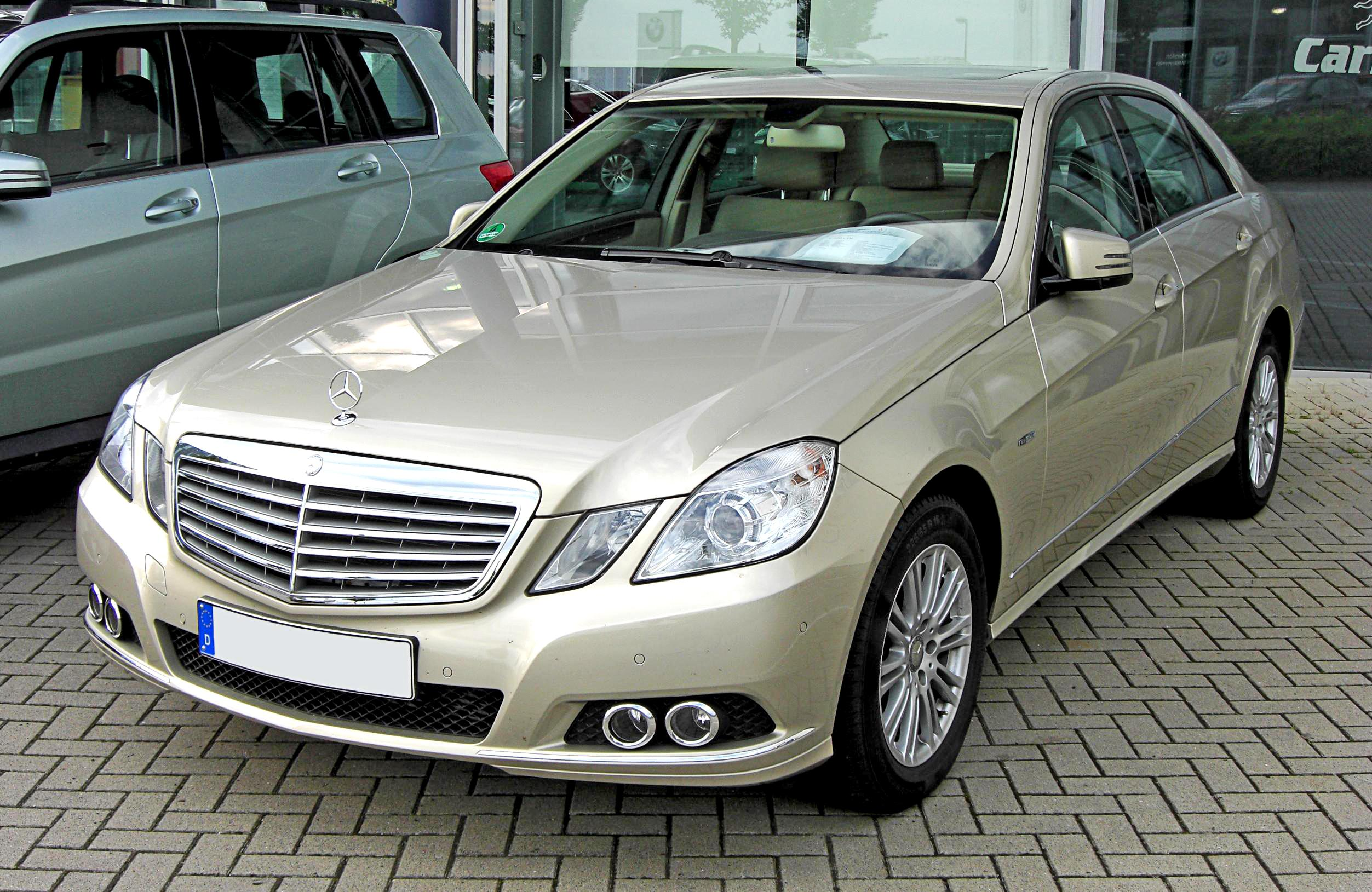 file mercedes e 220 cdi blueefficiency elegance w212 20090614 front jpg wikimedia commons. Black Bedroom Furniture Sets. Home Design Ideas