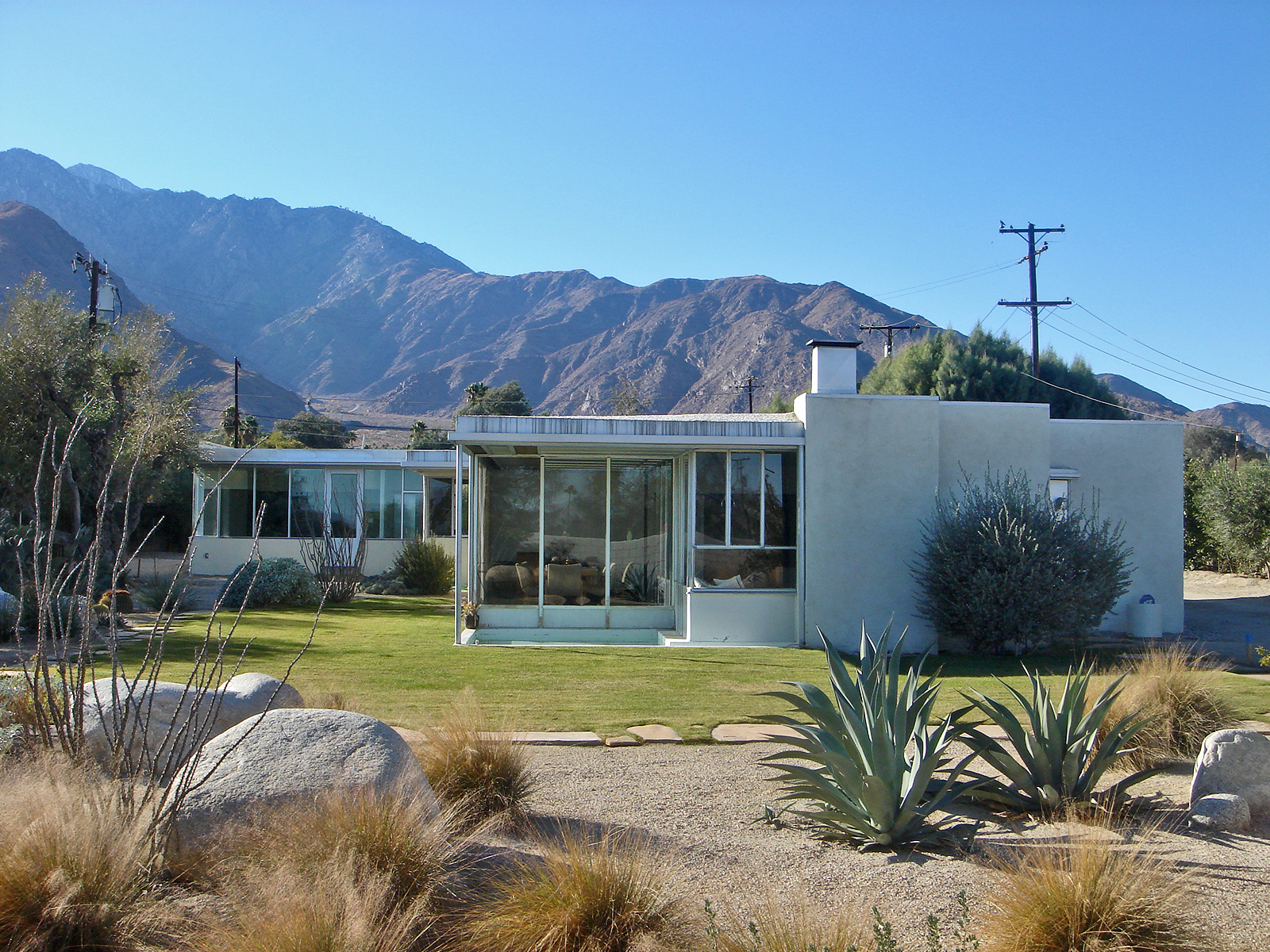 Description Miller House, Palm Springs, California.jpg