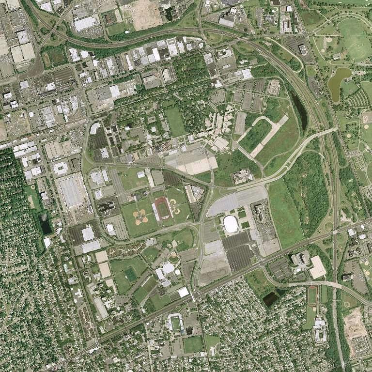 پایگاه نیروی هوایی میچل ویکی پدیا، دانشنامهٔ آزاد