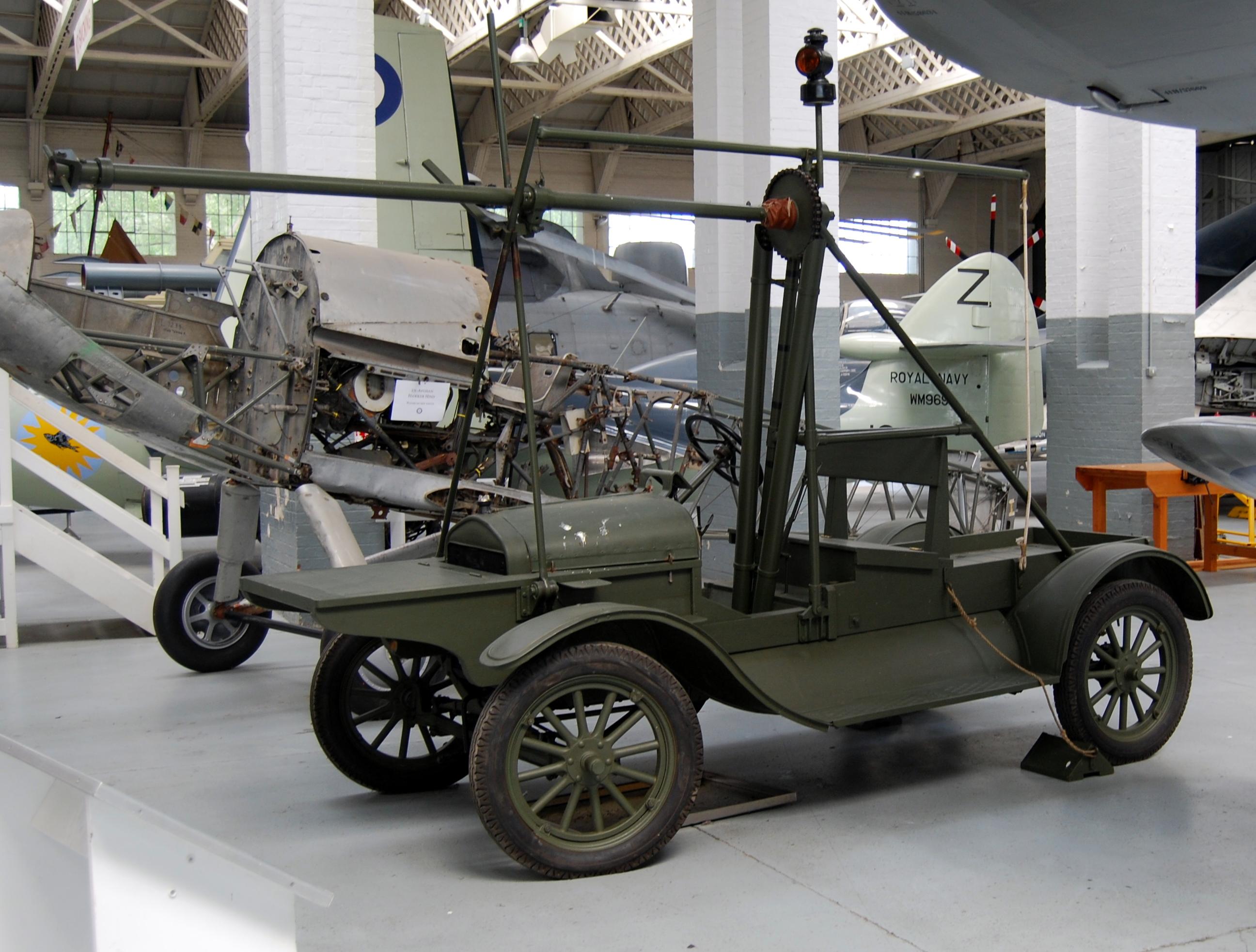Model T Engine Design