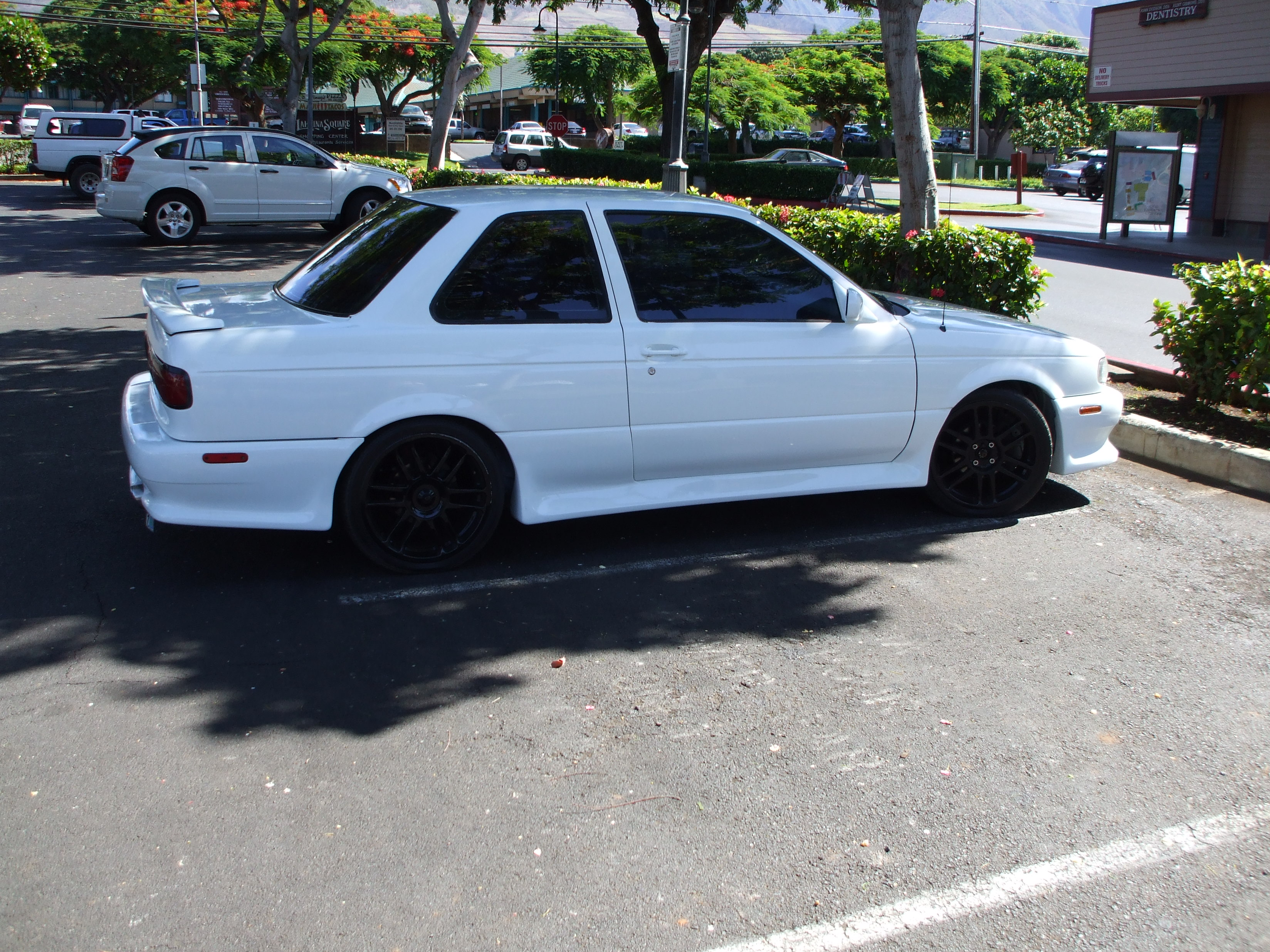 modified nissan