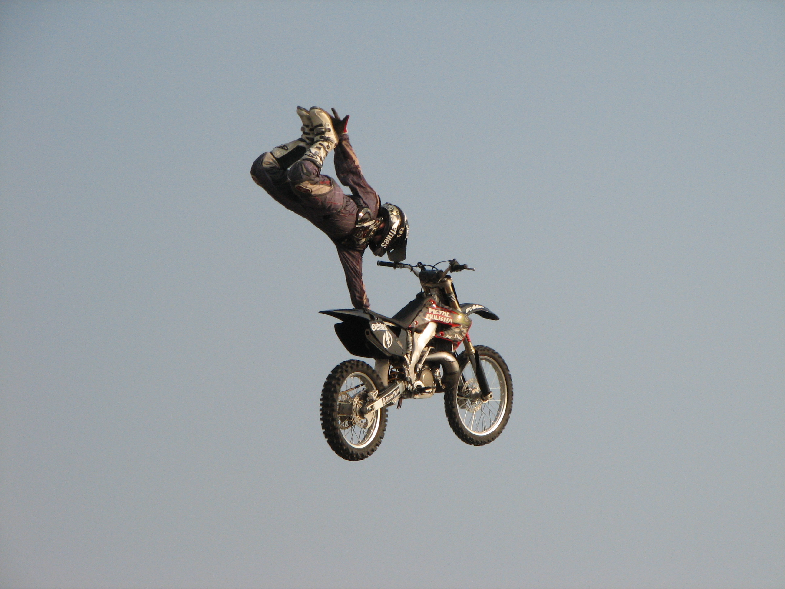 Dirt Bike X Games Freestyle Freestyle motorcross in Taiwan