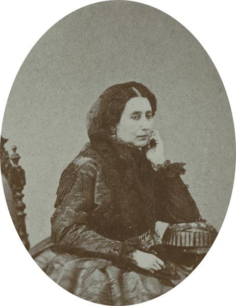 Resultado de imagen de Carolina Coronado (1820-1911)