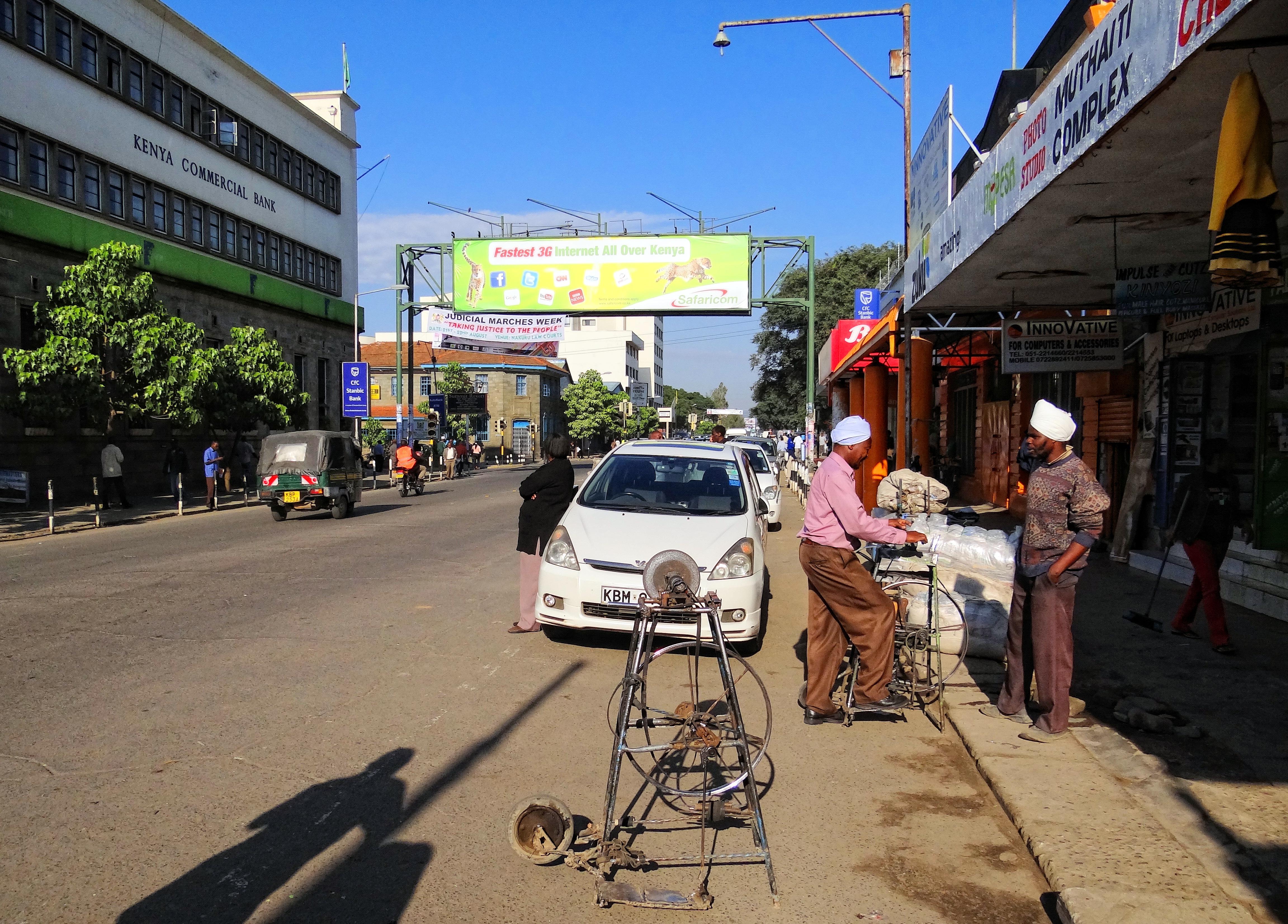 Kenyatta Avenue | KenyaTalk