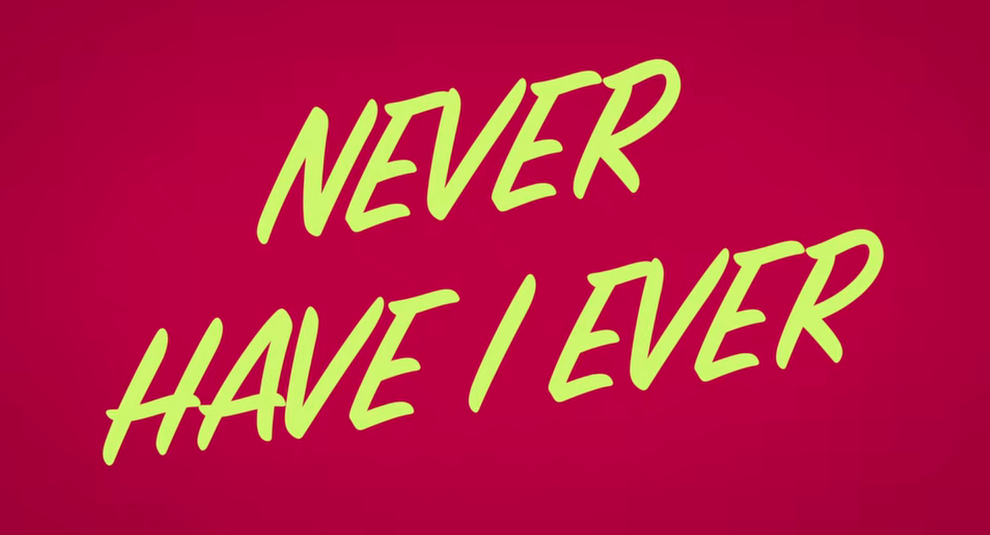 Picture of a TV show: Never Have I Ever