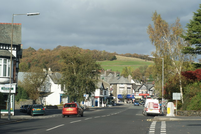 New Road, Windermere - geograph.org.uk - 1549089
