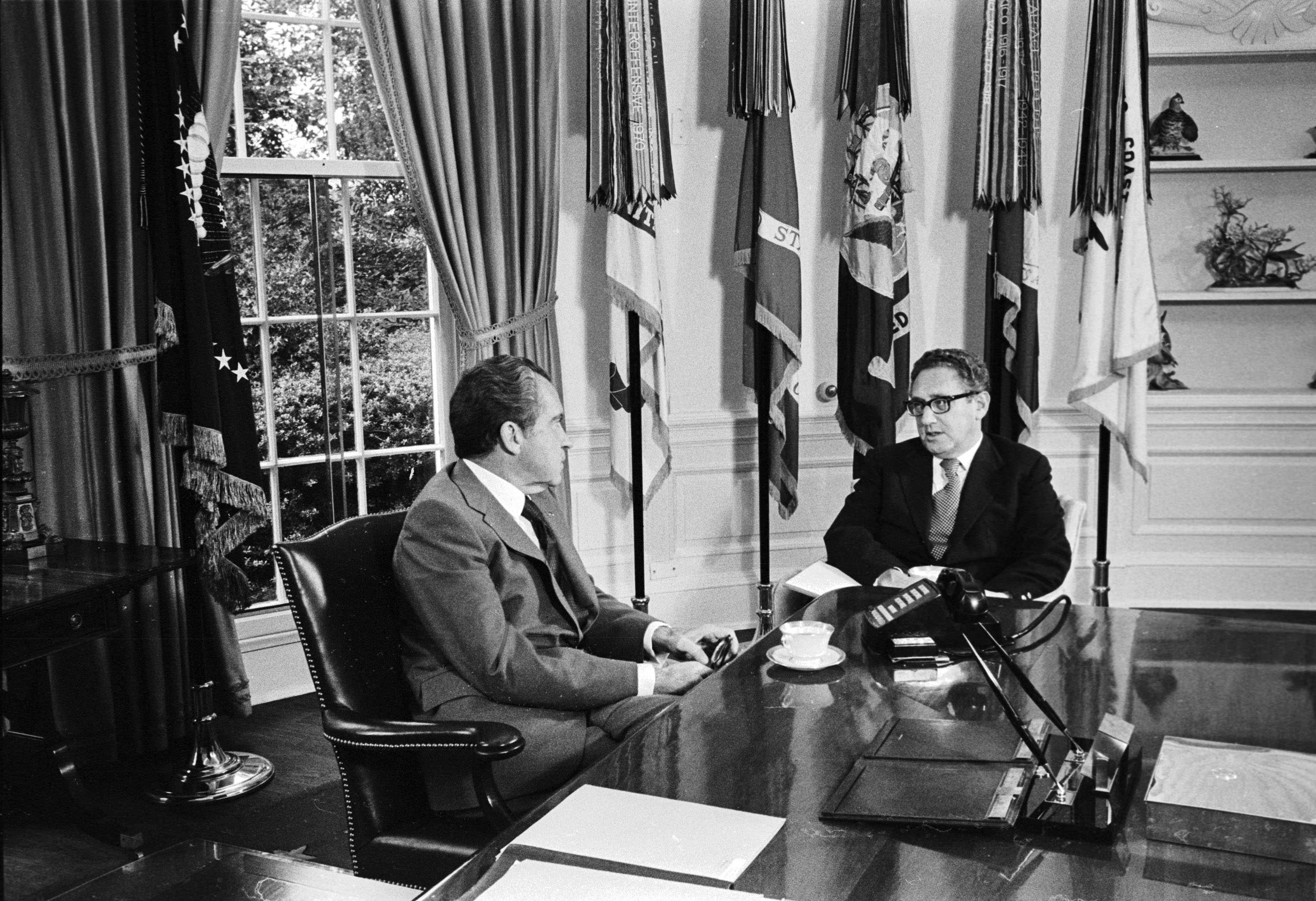 Nixon and Kissinger - Flickr - The Central Intelligence Agency.jpg