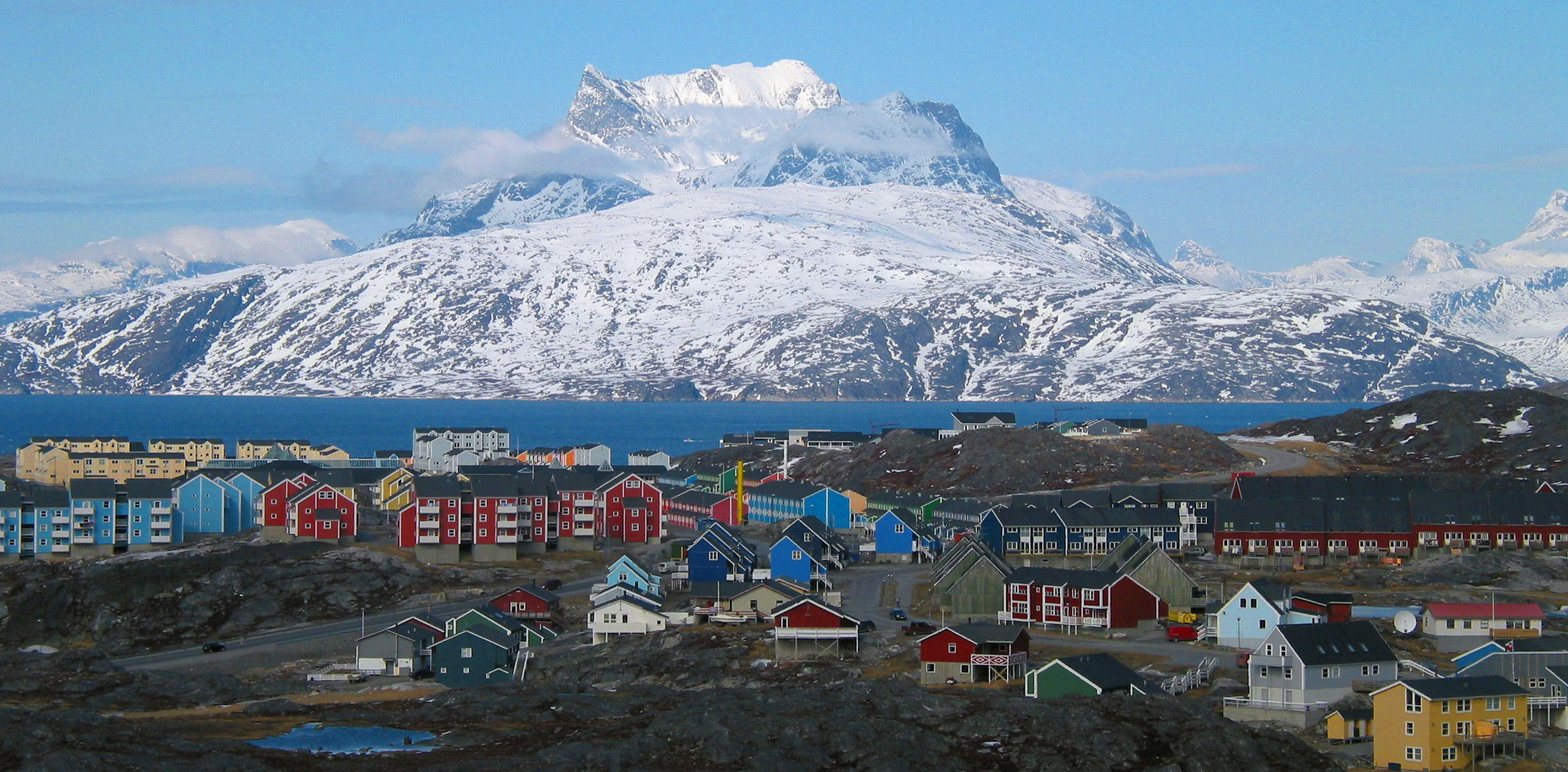 Nuuk, Greenland: A city that looks like it came straight out of a postcard (PHOTOS) | BOOMSbeat