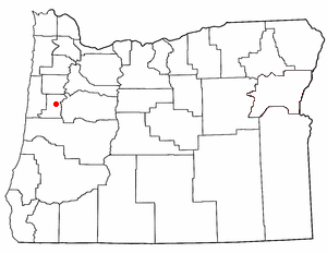 Loko di Philomath, Oregon