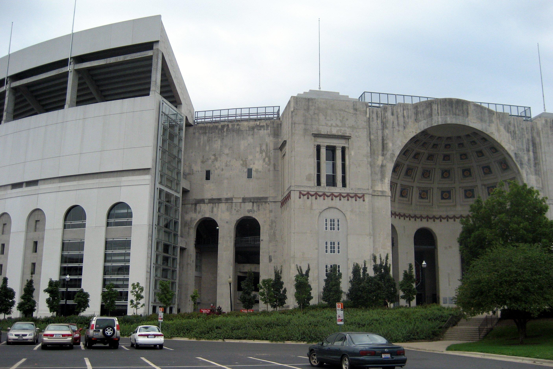 Ohio state university ohio stadium rotunda jpg