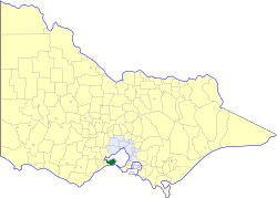 Rural City of Bellarine Local government area in Victoria, Australia
