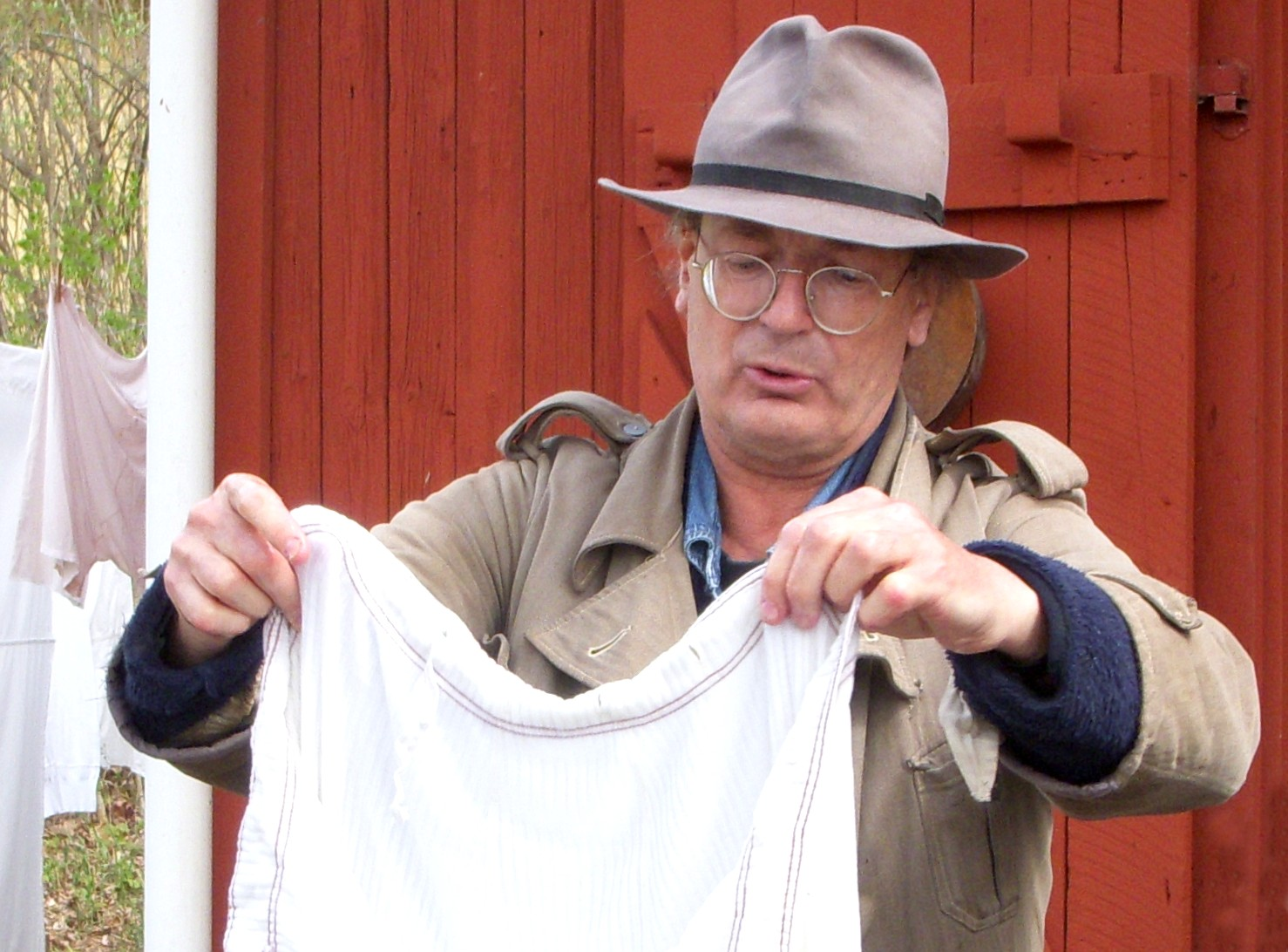 Image of Olle Magnusson from Wikidata