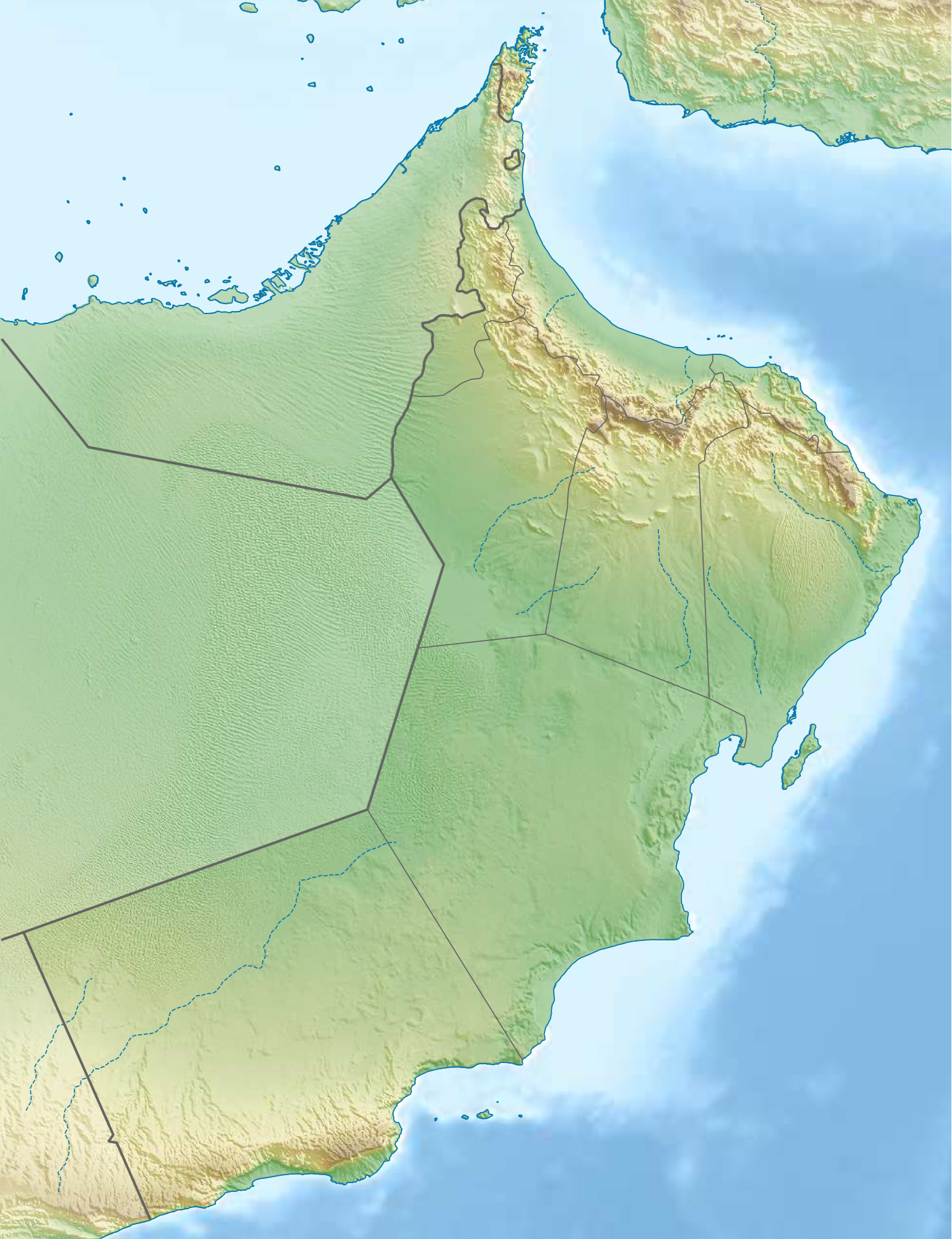 FileOman relief location mapjpg Wikimedia Commons
