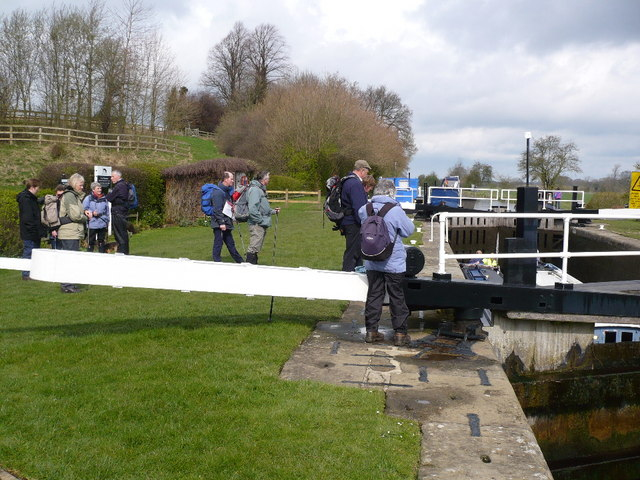 Oxclose lock on The Ripon Canal - geograph.org.uk - 781710