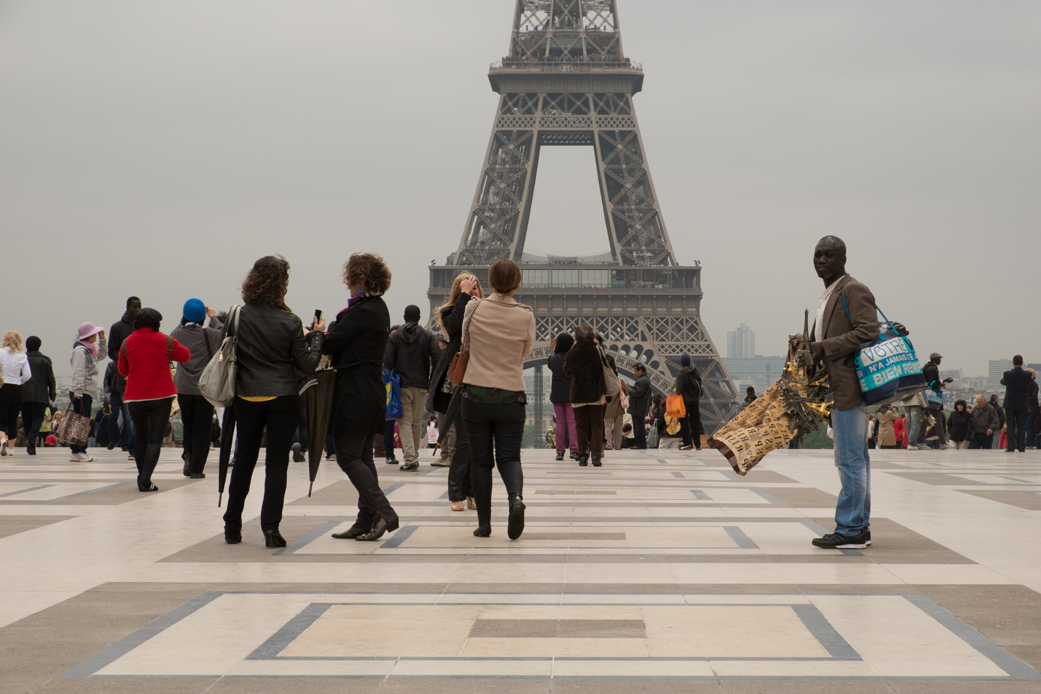 Tourism accounts for 8 percent of global CO2 emissions