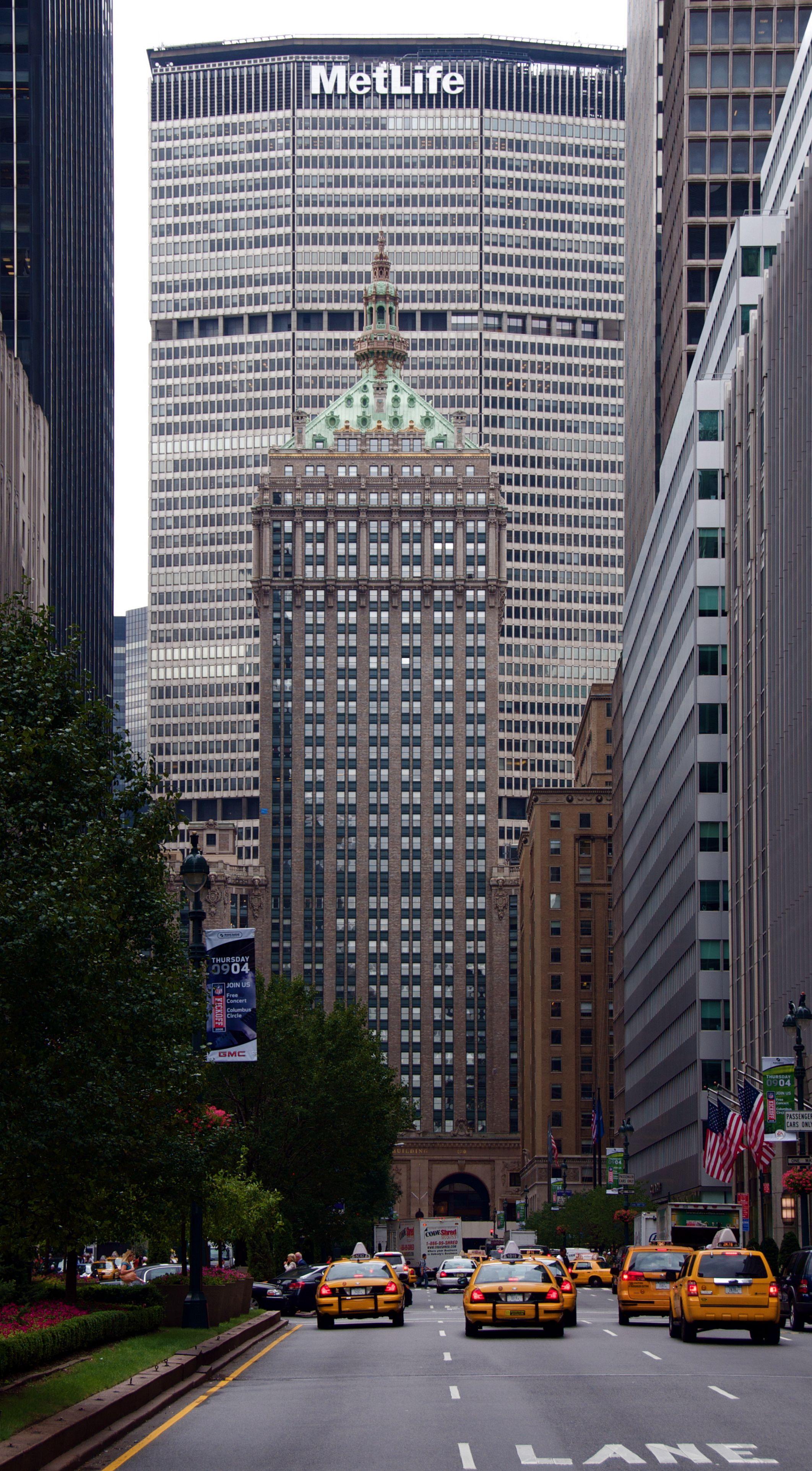 New York Life Building Park Avenue