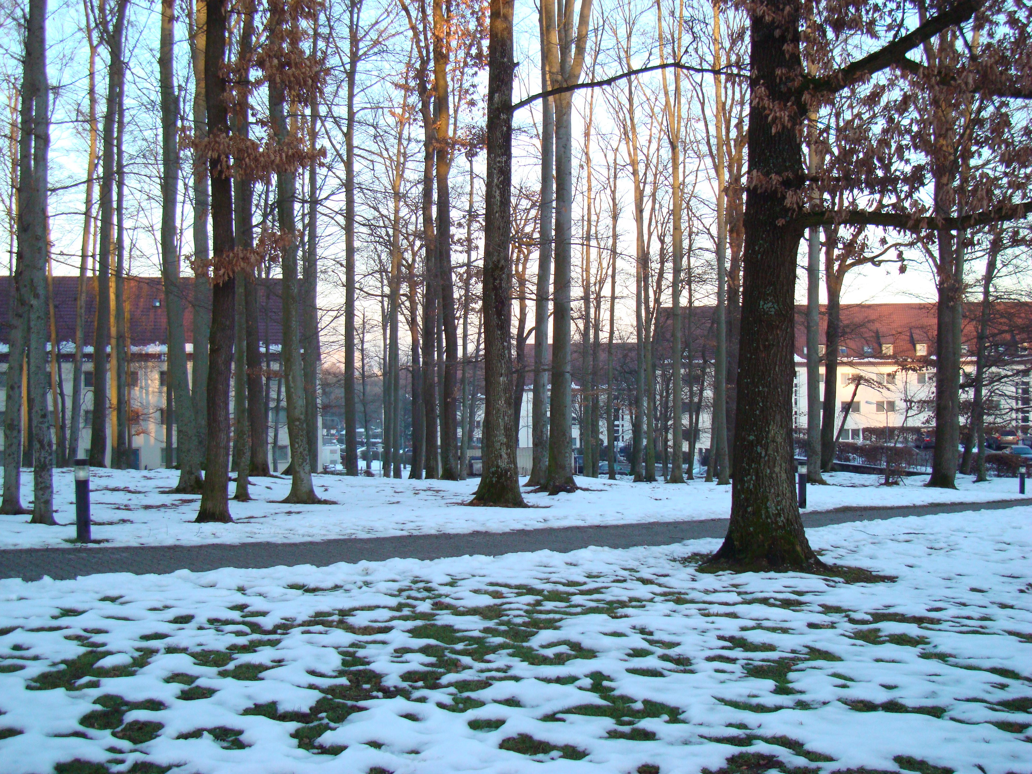 Stuttgart single soldier housing