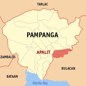 Apalit,  Central Luzon, Philippinen