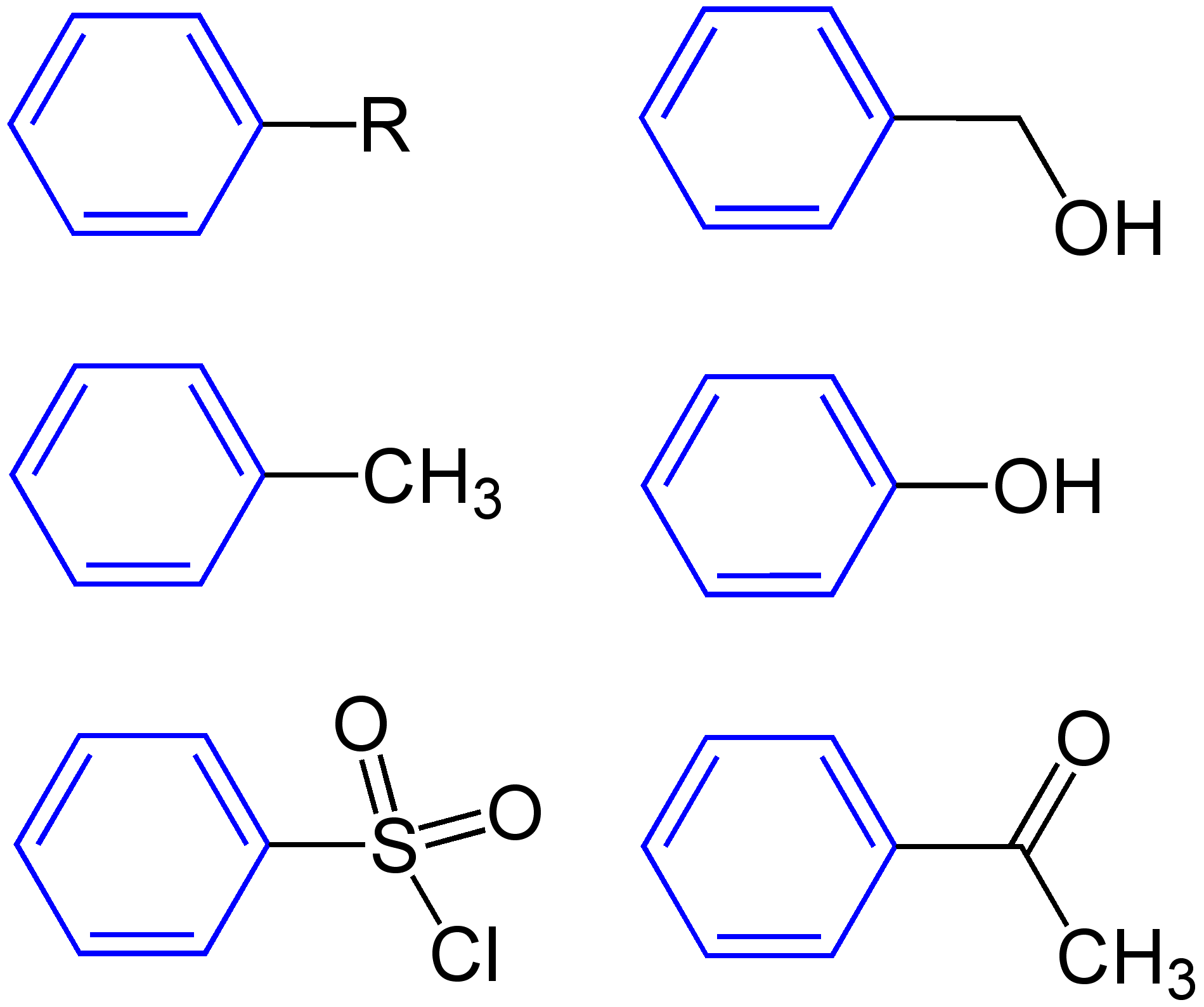 Phenyl Group vs Benzyl Group File Phenyl Group General