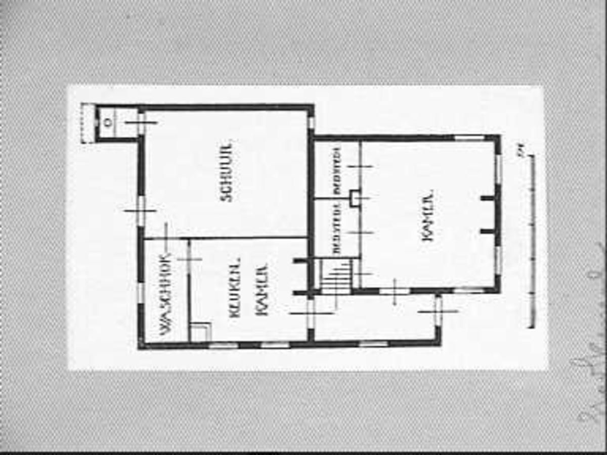 File tek indeling woning stadskanaal for Indeling woning