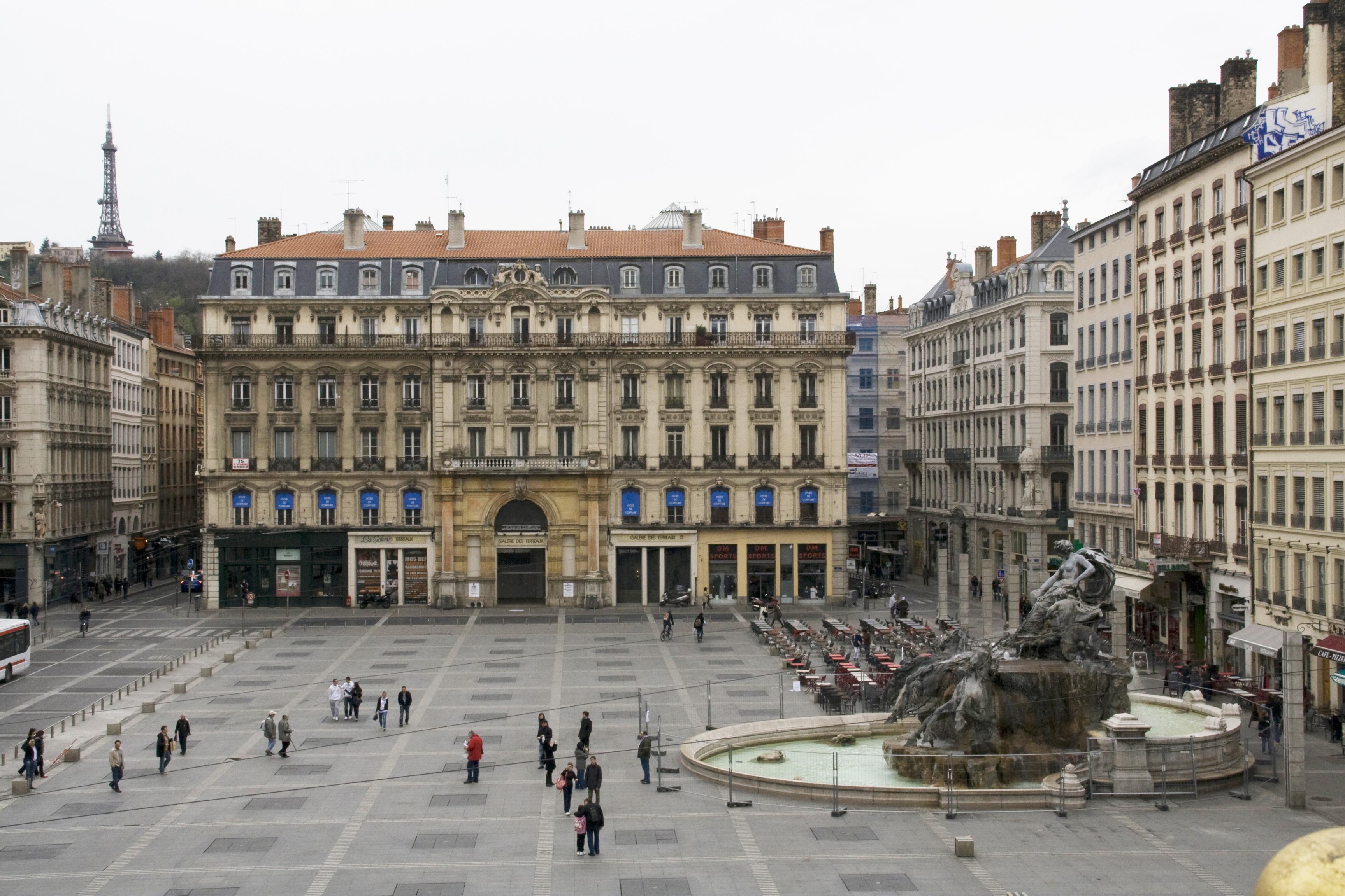 Amenagement De La Ville Lyon